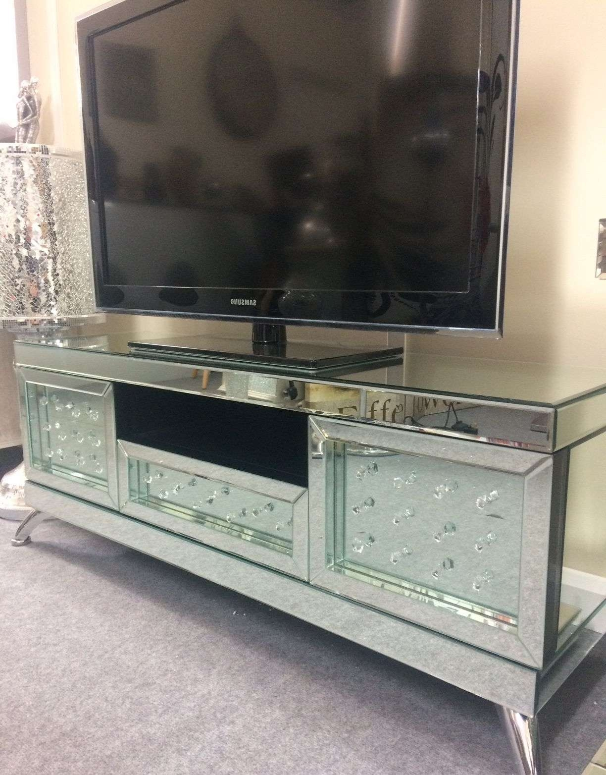 Inspirational Mirrored Tv Stands 65 About Remodel Home Design Regarding Mirrored Tv Cabinets Furniture (View 4 of 20)