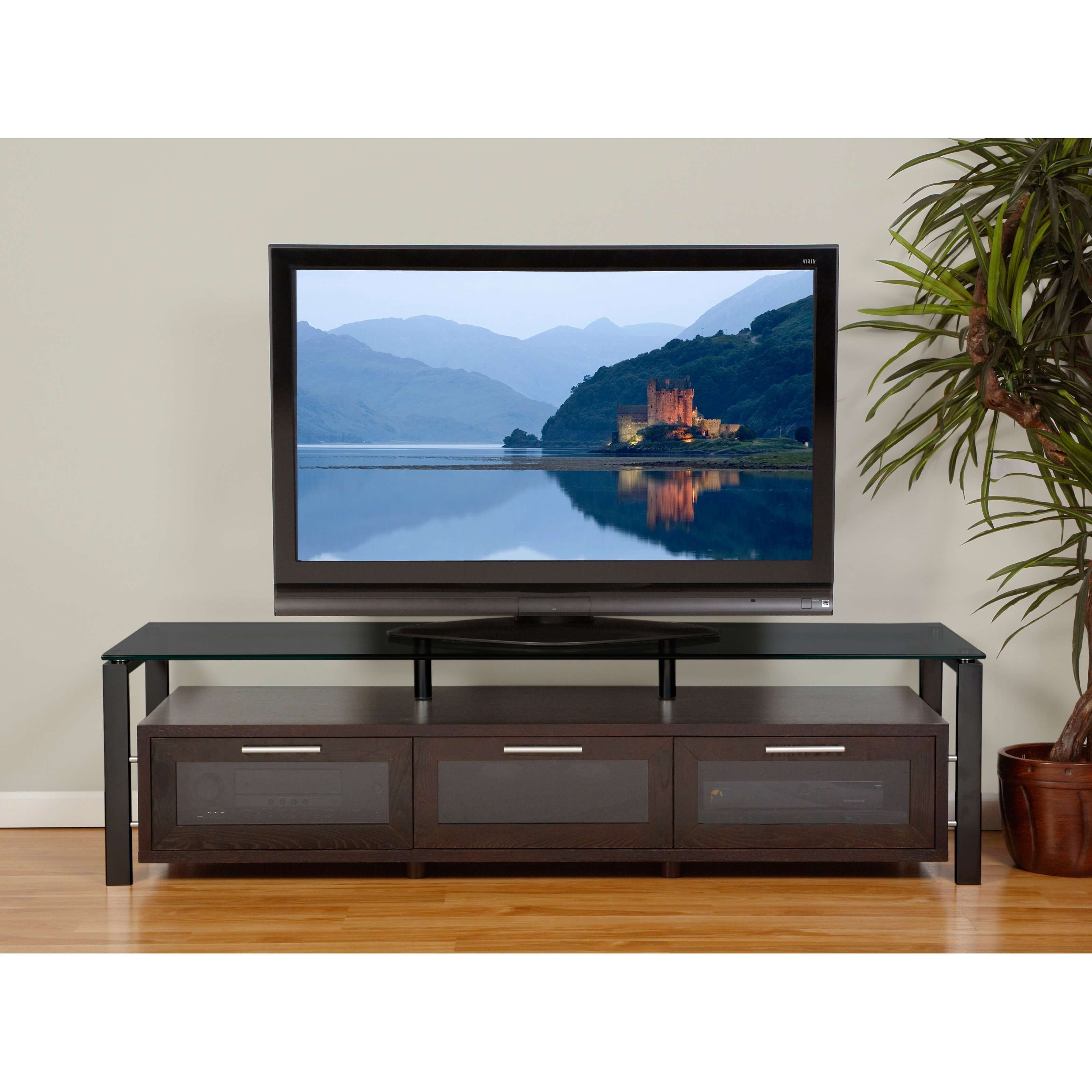 Jolly Tile Then Espresso Tv Stands Espresso Tv Stand 55 Inch Inside Expresso Tv Stands (View 12 of 15)
