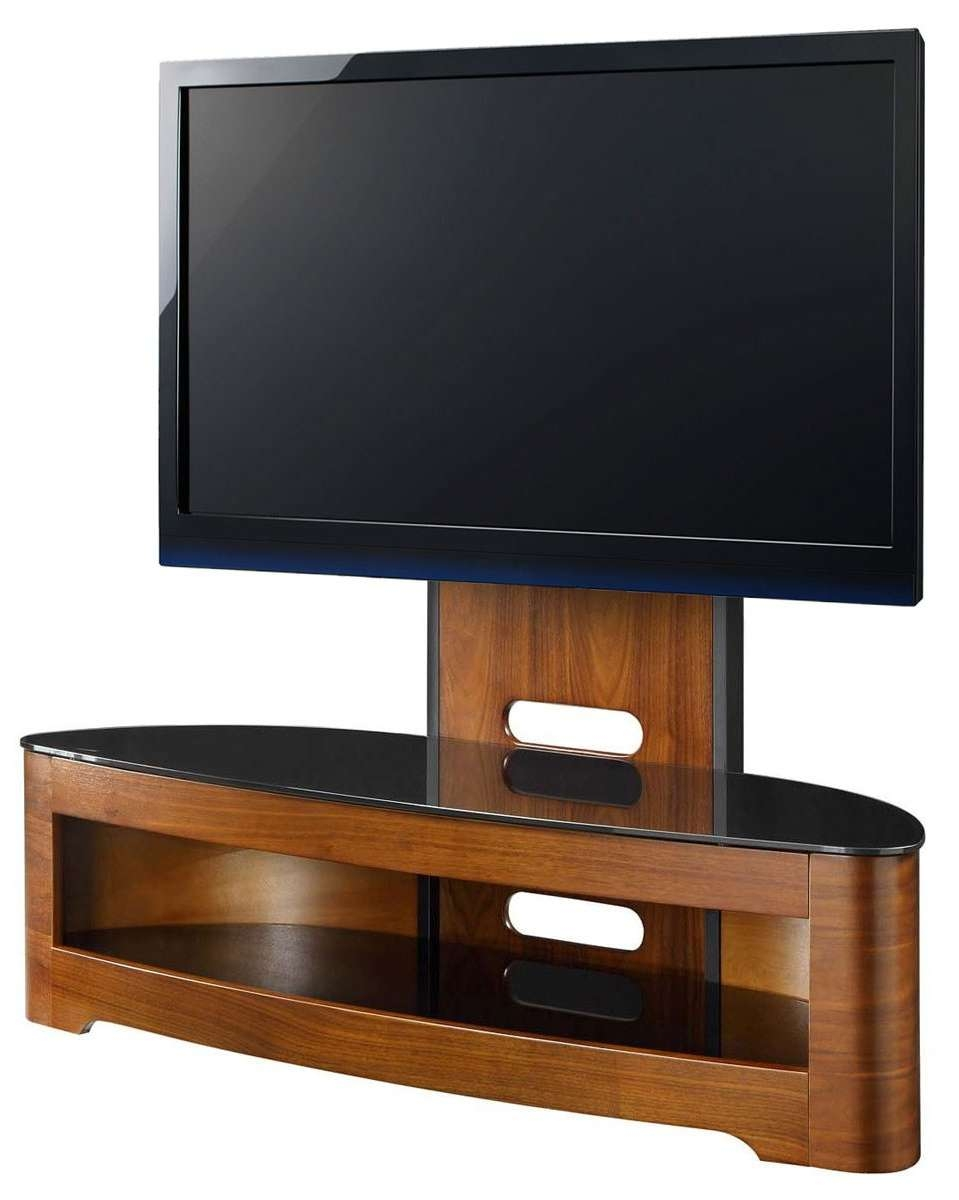 Jual Jf209 Wb Tv Stands With Walnut Corner Tv Stands (View 11 of 15)