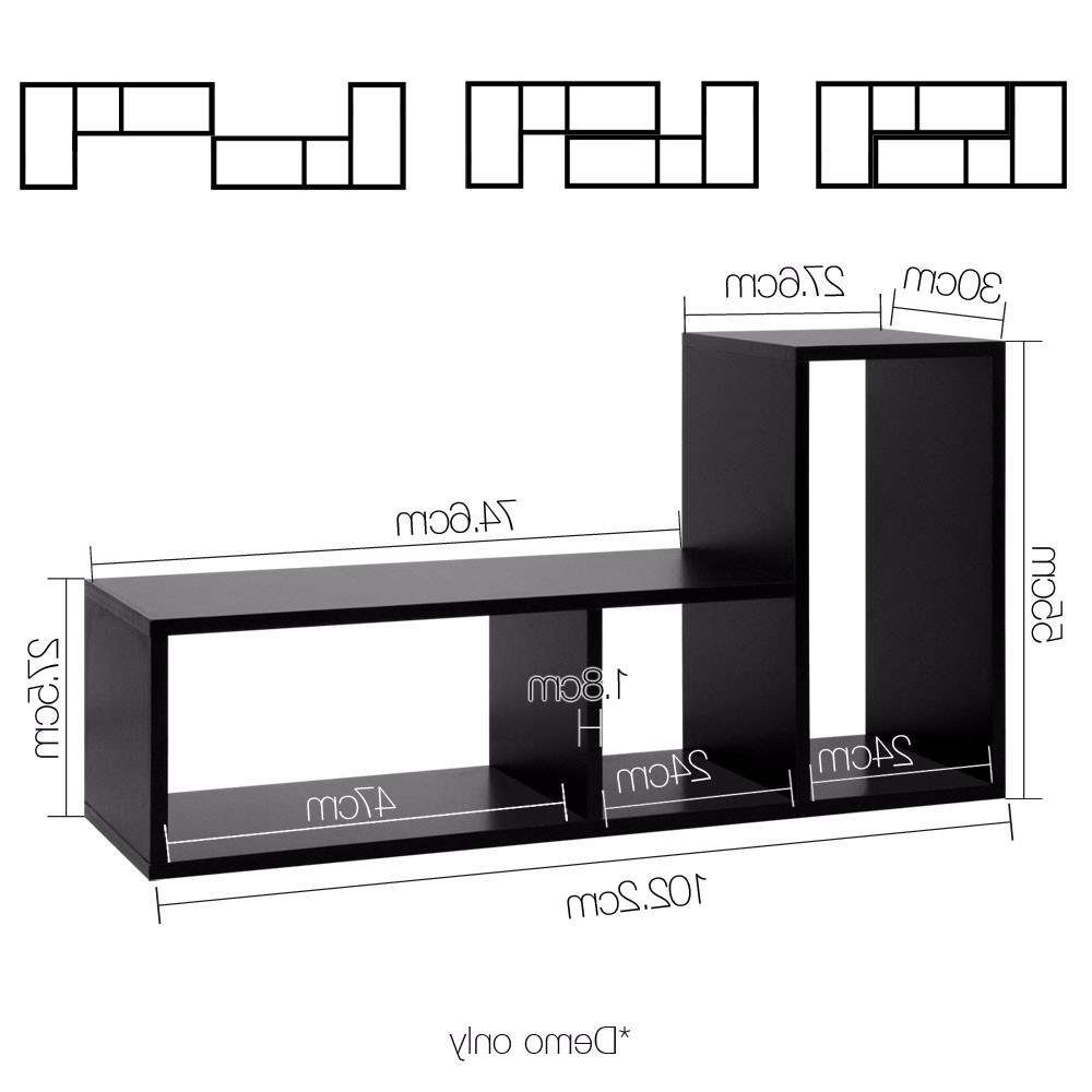 L Shaped Tv Stand Intended For L Shaped Tv Stands (View 1 of 15)