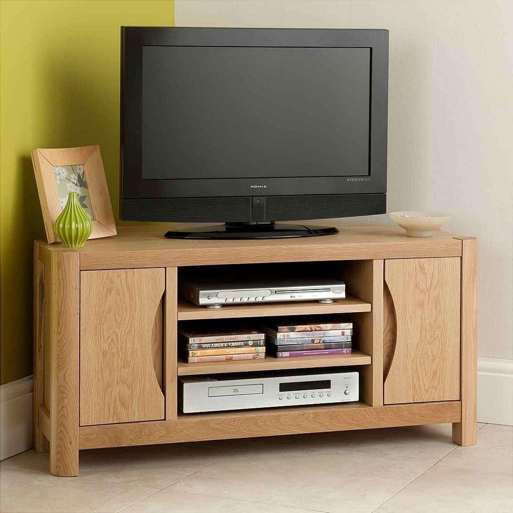 Large Oak Tv Cabinet 58 With Large Oak Tv Cabinet | Whshini Regarding Large Oak Tv Stands (View 10 of 15)