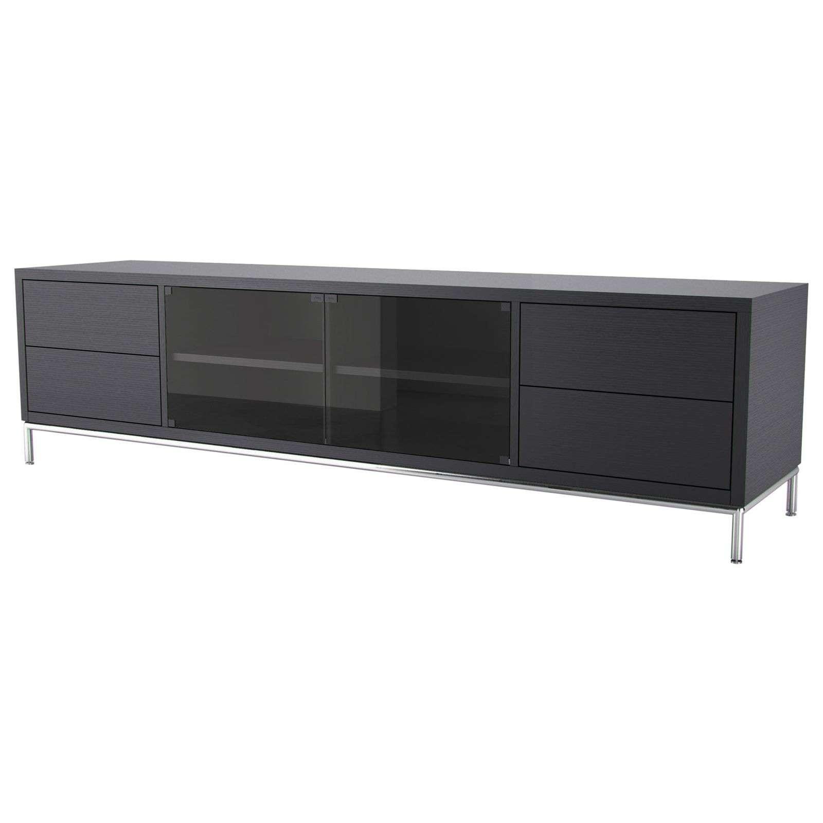 Lenox Media Cabinetmodloft | Modern Tv Stands | Cressina Inside Wenge Tv Cabinets (View 11 of 20)