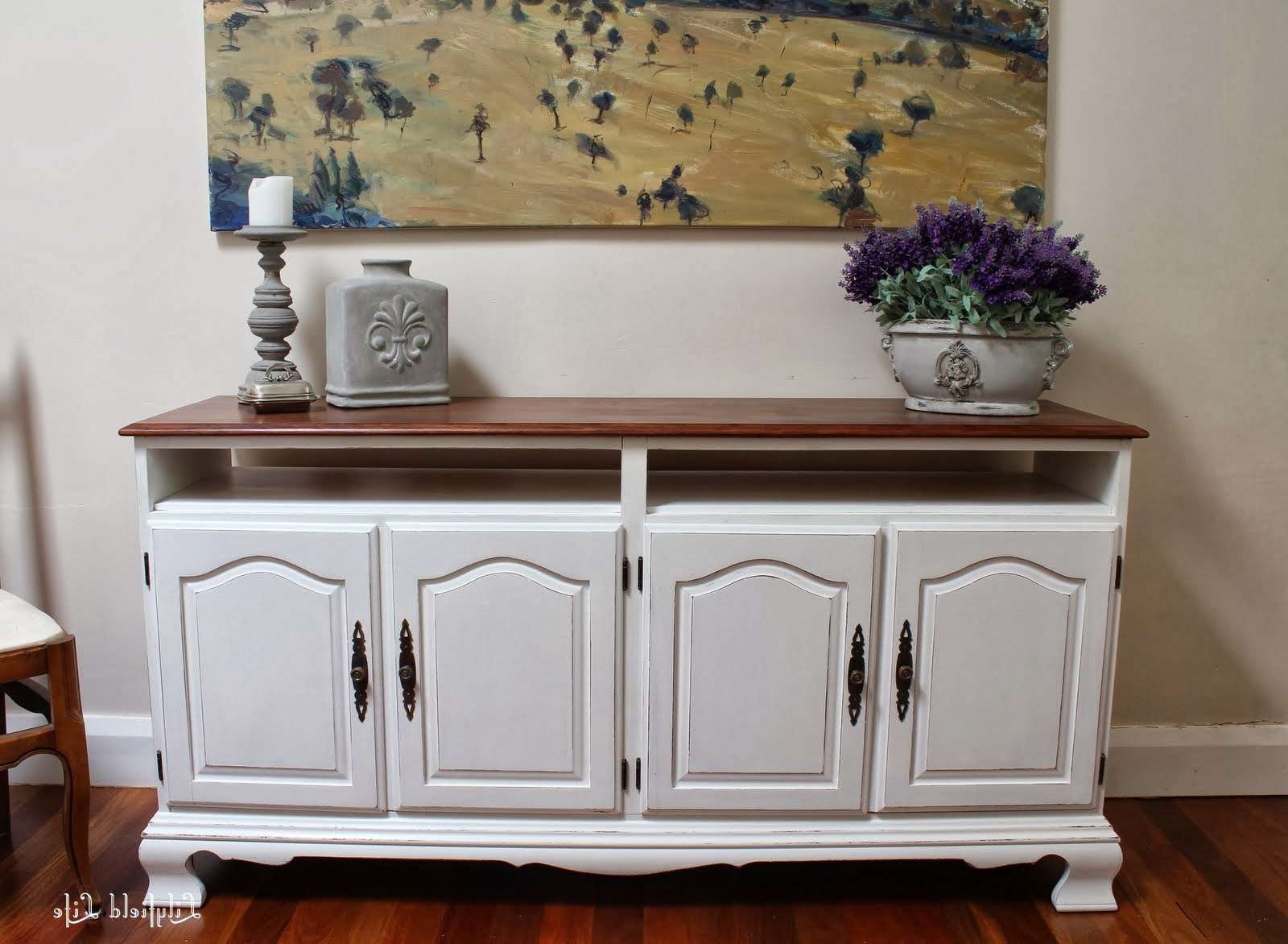 Lilyfield Life: Turn A Sideboard Into A French Provincial Tv Cabinet With Regard To French Style Tv Cabinets (View 10 of 20)