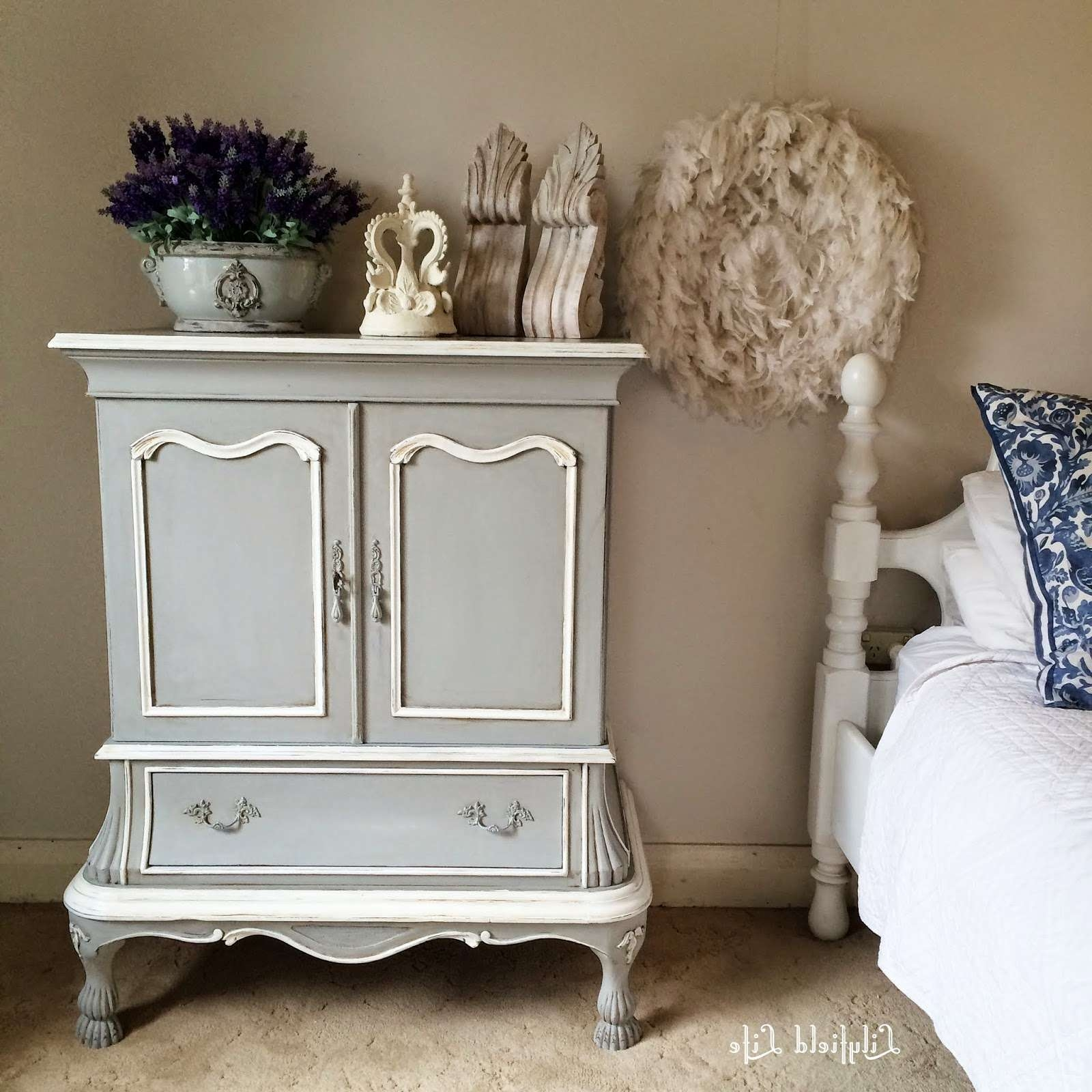 Lilyfield Life: Tv Cabinet Turned French Armoire Within French Tv Cabinets (View 5 of 20)