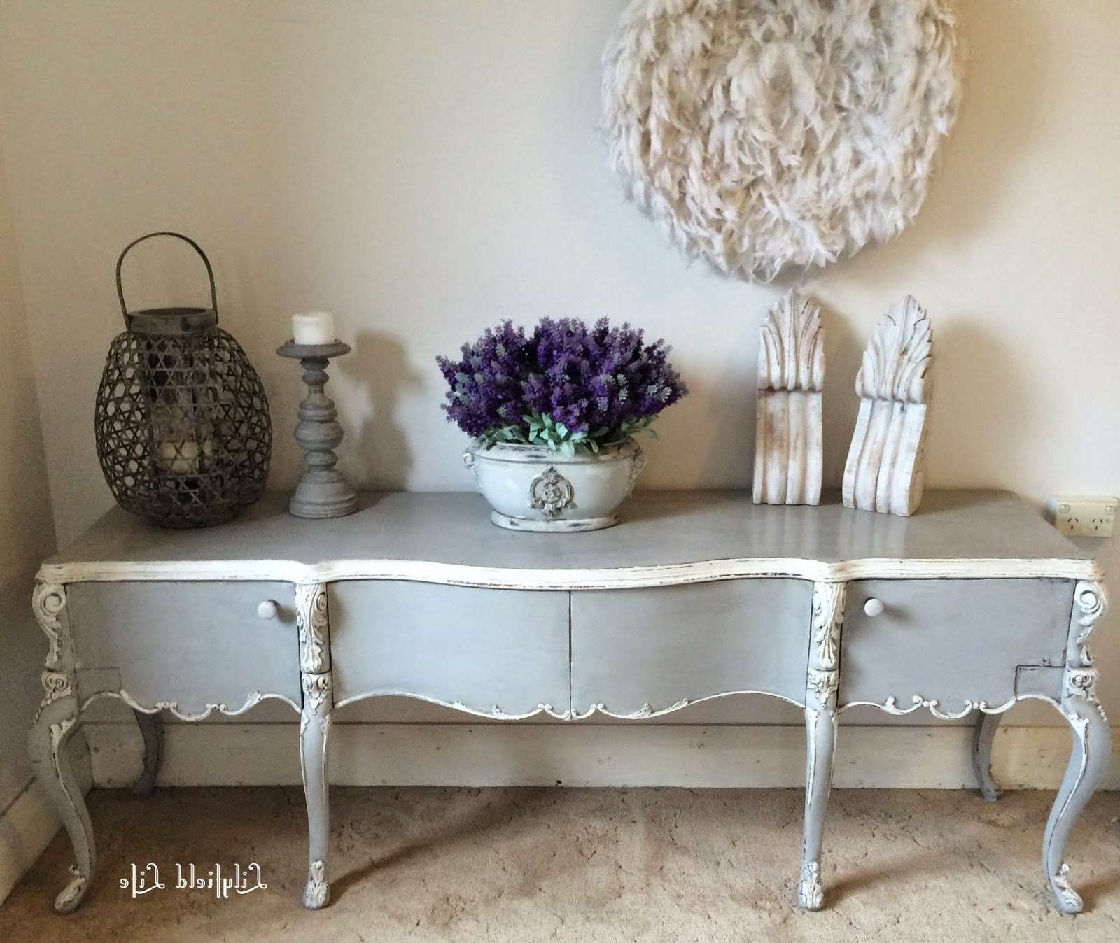 Lilyfield Life: Vintage French Dresser Turned Tv Cabinet For French Tv Cabinets (View 8 of 20)