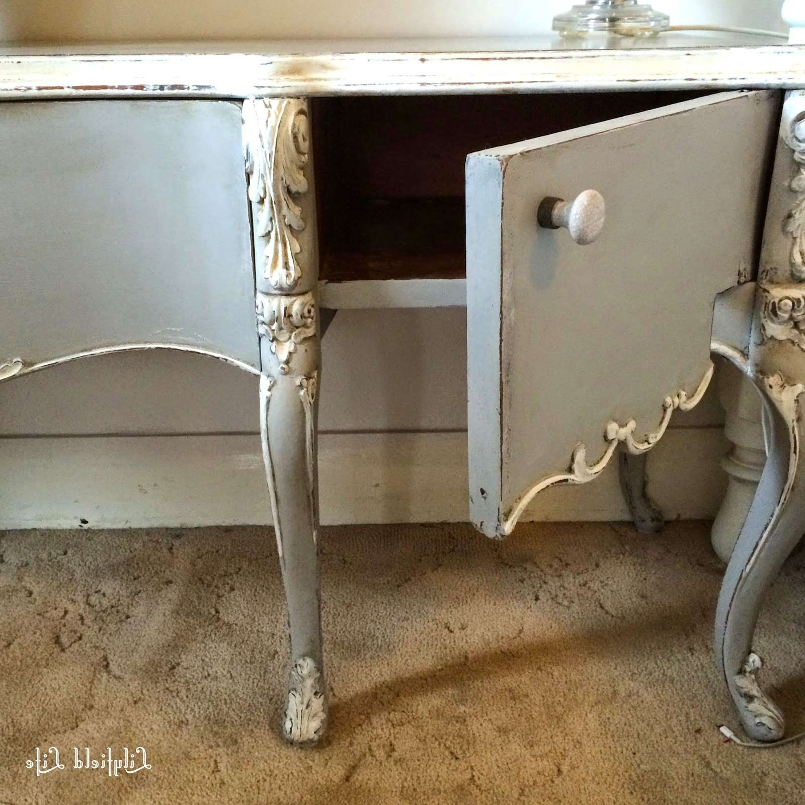 Lilyfield Life: Vintage French Dresser Turned Tv Cabinet Inside French Tv Cabinets (View 11 of 20)