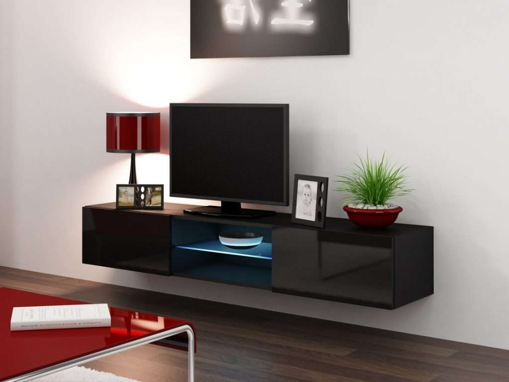 Living ~ Amazon Tv Stands For Flat Screens Flat Screen Tv Base With Black And Red Tv Stands (View 6 of 15)
