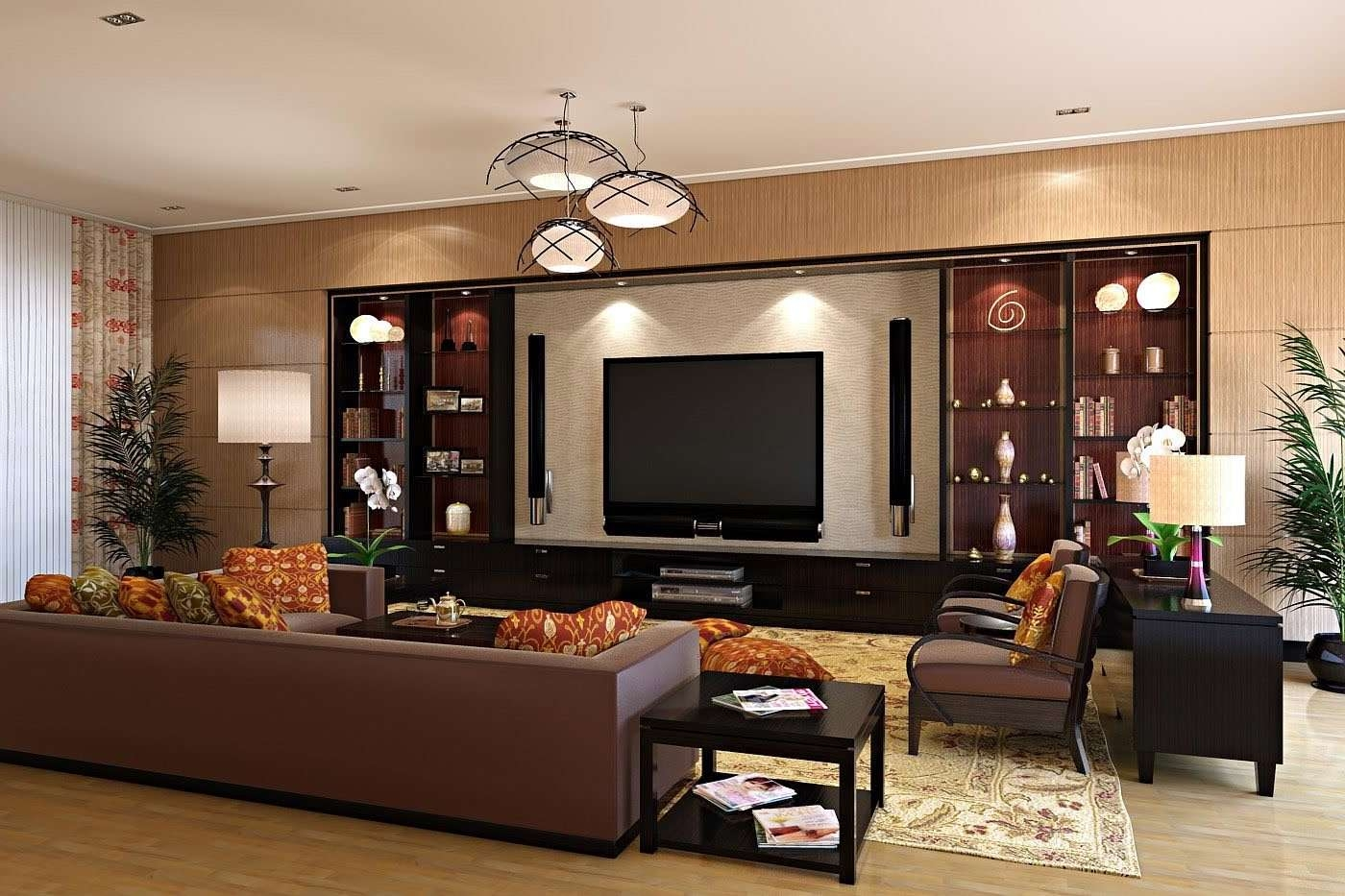 Living ~ Big Screen Tv Stands Furniture Tv Cabinet Wall Unit With Regard To Big Tv Stands Furniture (View 10 of 15)