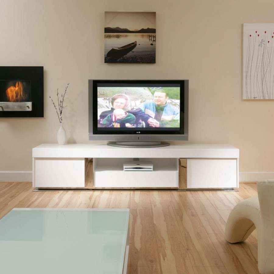 Living ~ Brilliant Living Room Tv Unit Latest Design Images Hd With Regard To Cheap White Tv Stands (View 8 of 20)