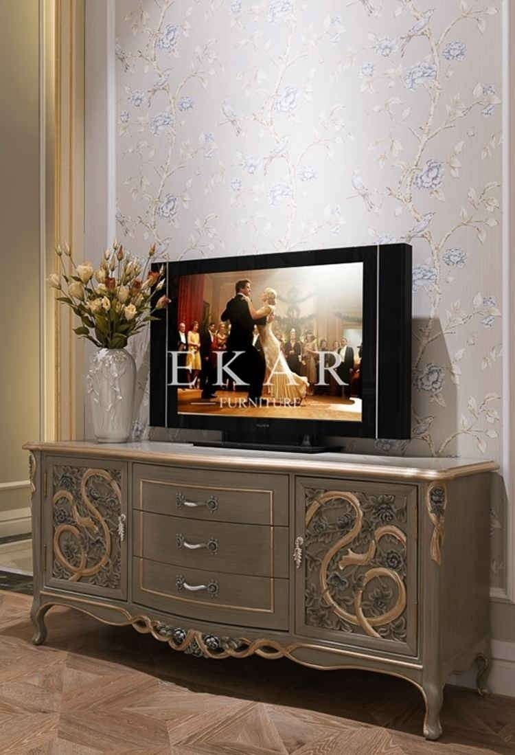 Living ~ Classic Tv Stands Wooden Furniture Marble Tv Stand Living Within Classic Tv Cabinets (View 17 of 20)