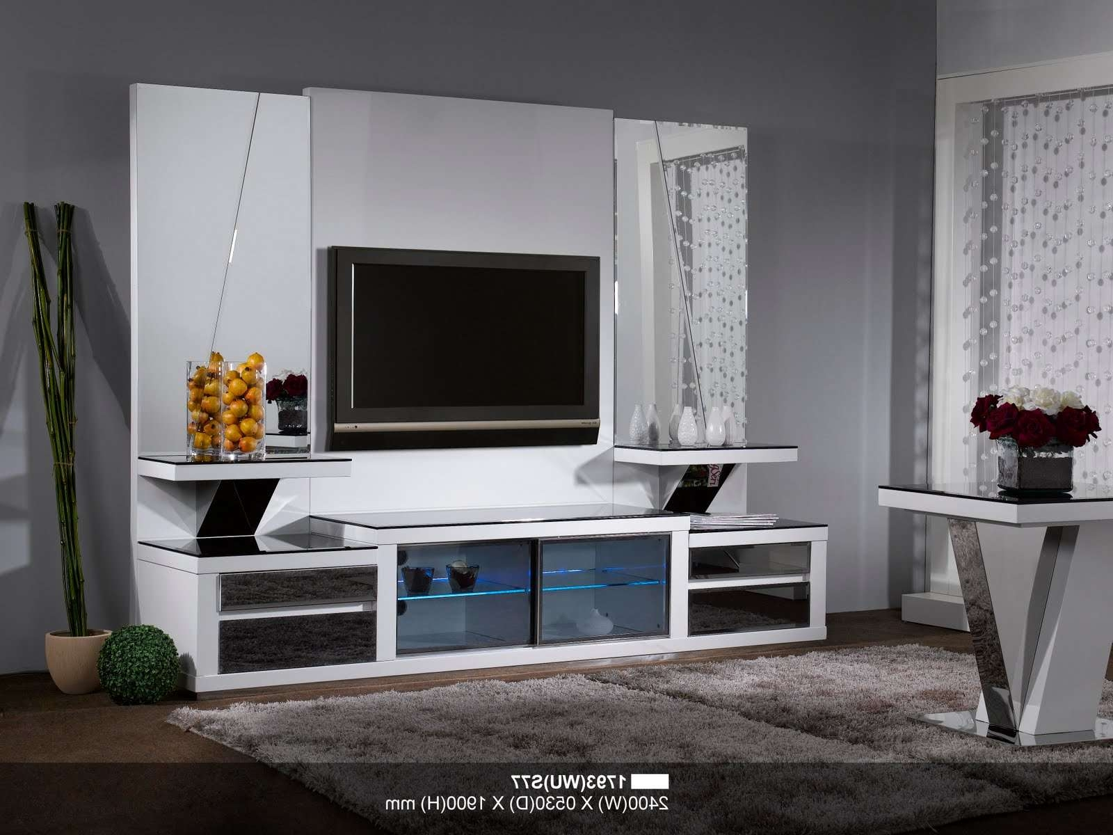 Living ~ Funky Tv Cabinets Ultra Modern Tv Stands Grey Tv Stand In Funky Tv Cabinets (View 6 of 20)