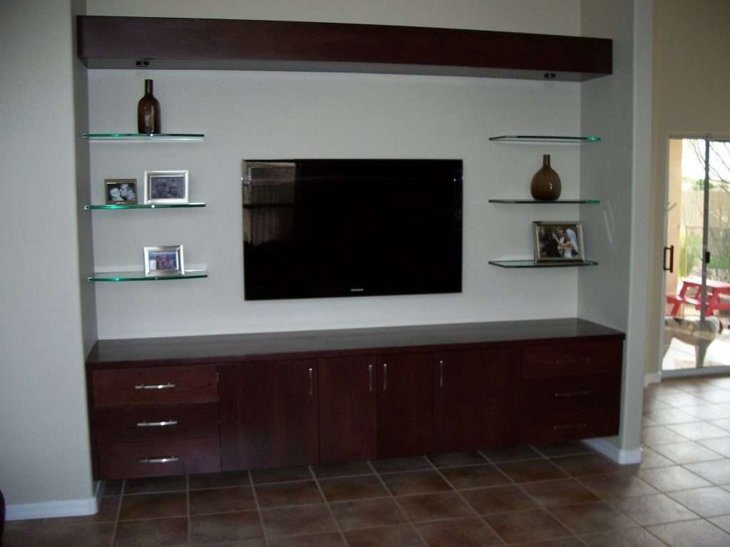 Living ~ Long Modern Tv Stand Thin Tv Cabinet Tv Stand With Dvd Throughout Tv Cabinets (View 5 of 20)