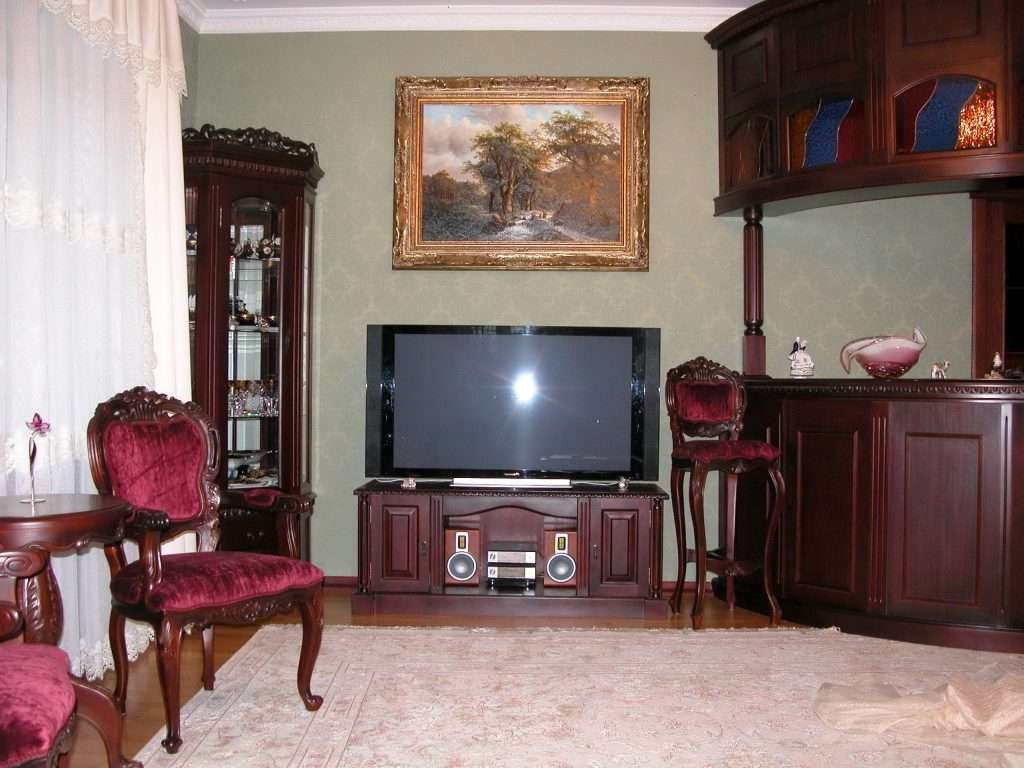 Living ~ Tv Cabinet With Shelves Living Room Tv Wall Unit Designs Regarding Asian Tv Cabinets (View 8 of 20)