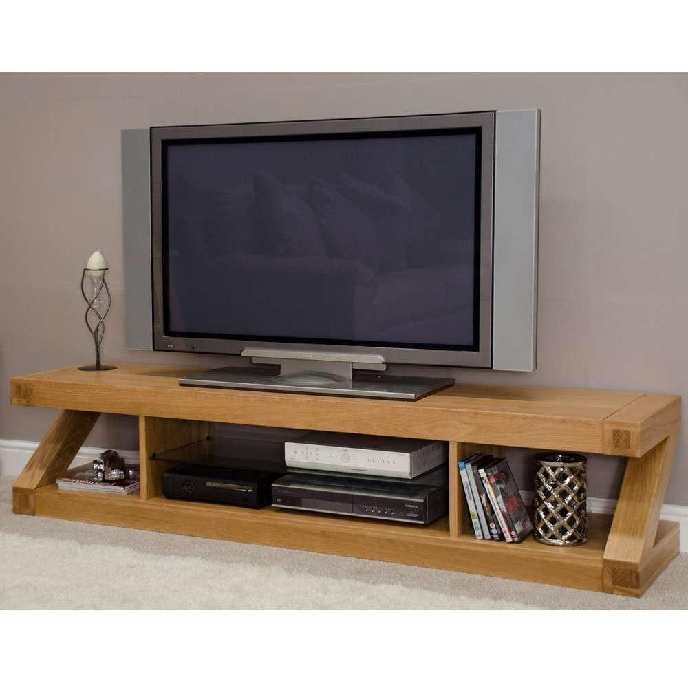 Living ~ Tv Stand Ideas For Living Room Wonderful Dark Oak Tv Inside Light Oak Tv Stands Flat Screen (View 2 of 15)