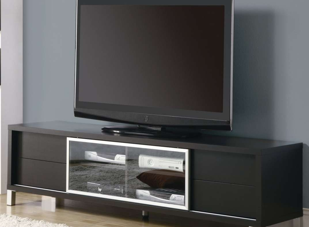 Lovely Black Gloss Tv Stand Amazon Tags : Shiny Black Tv Stands For Shiny Black Tv Stands (View 6 of 15)