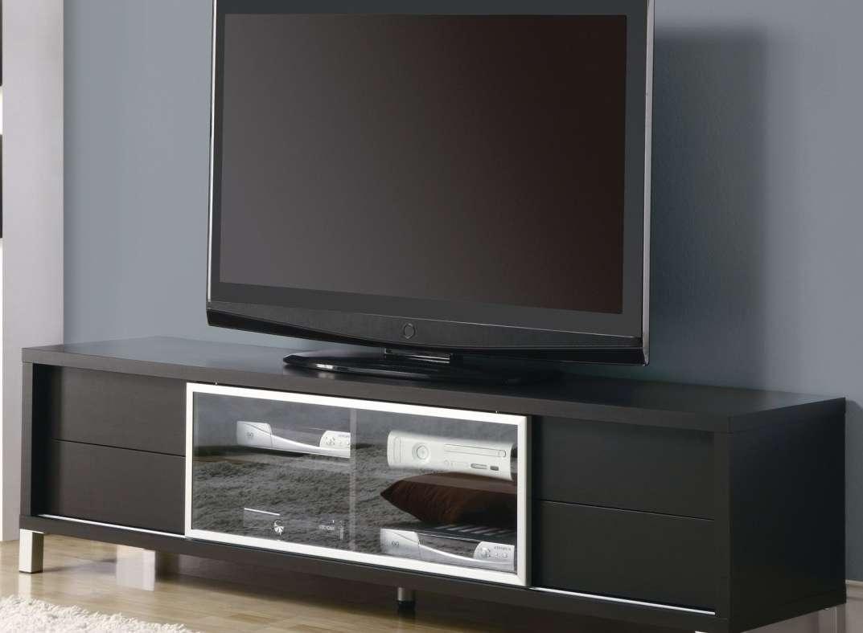 Lovely Black Gloss Tv Stand Amazon Tags : Shiny Black Tv Stands For Shiny Black Tv Stands (View 14 of 15)