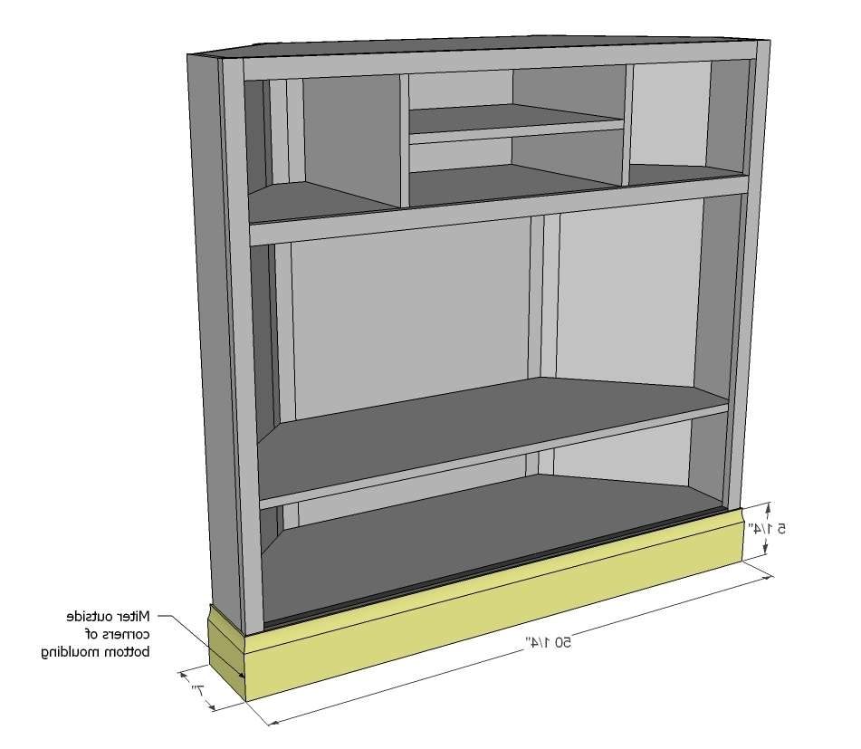 Low Corner Tv Cabinet • Corner Cabinets For Low Corner Tv Cabinets (View 5 of 20)