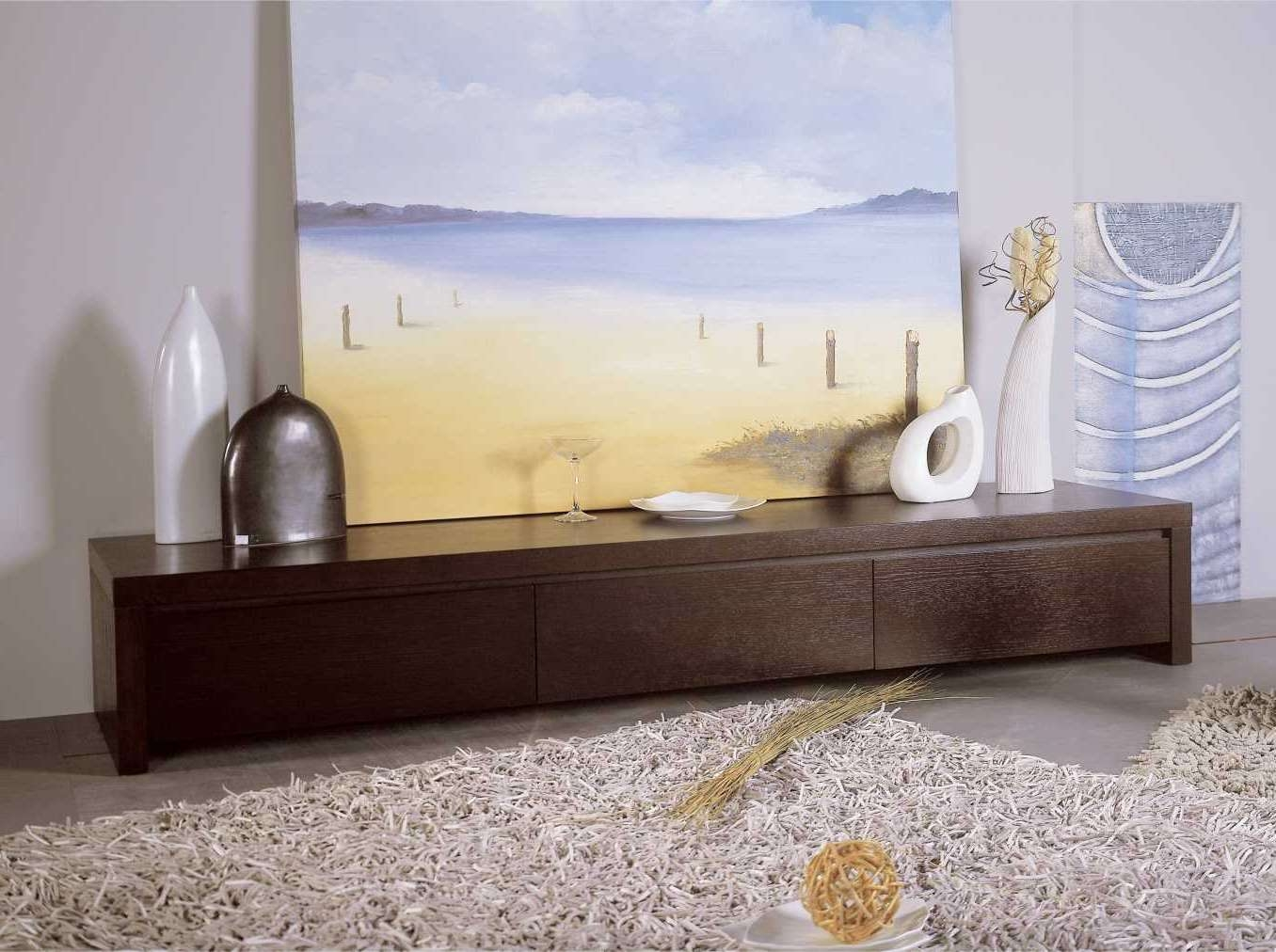 Low Tv Console, Best 25 Low Tv Stand Ideas On Pinterest Ikea Tv Inside Long Low Tv Stands (View 7 of 15)