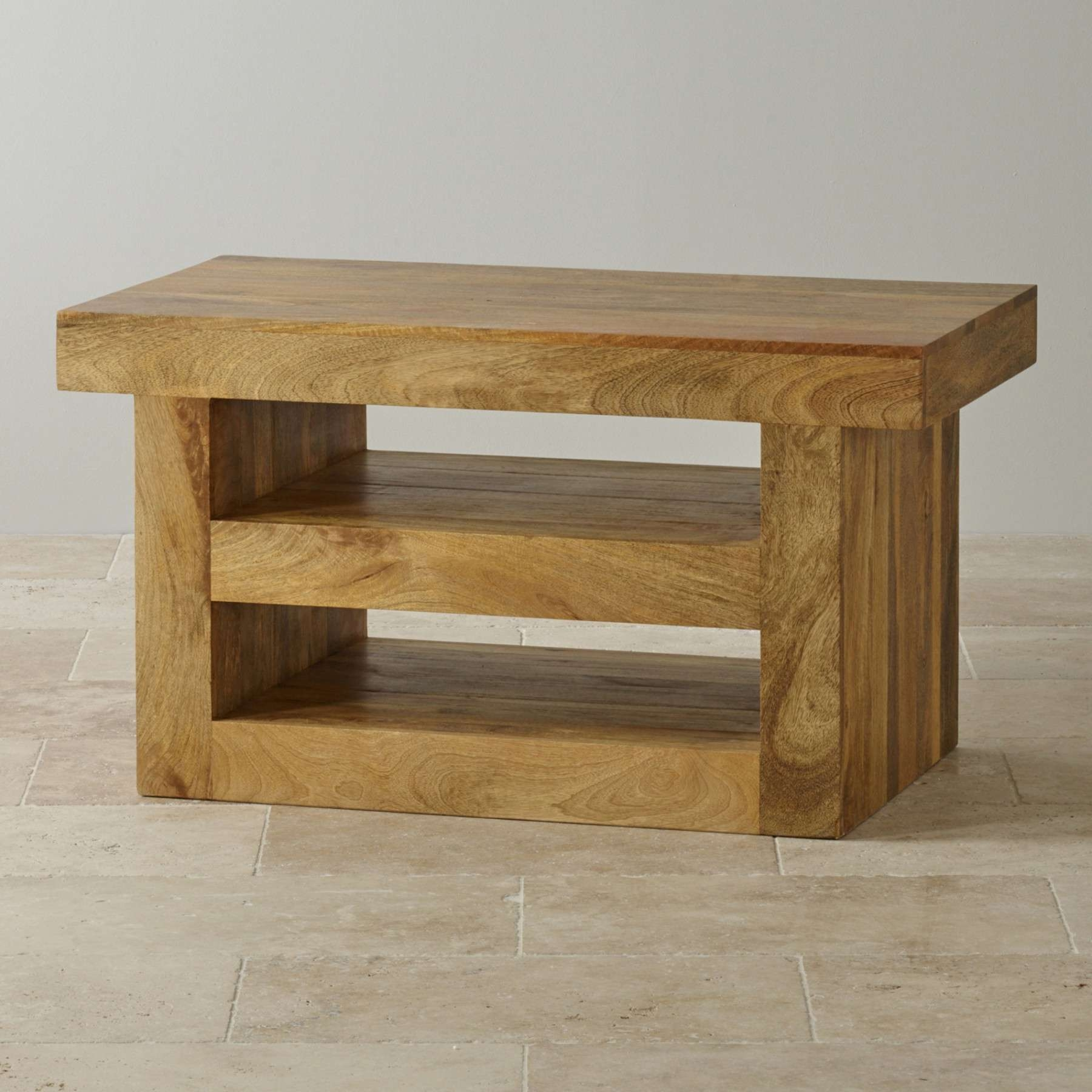 Mantis Light Natural Solid Mango Tv Stand Oak Furniture Land Pertaining To Mango Wood Tv Stands (View 12 of 15)