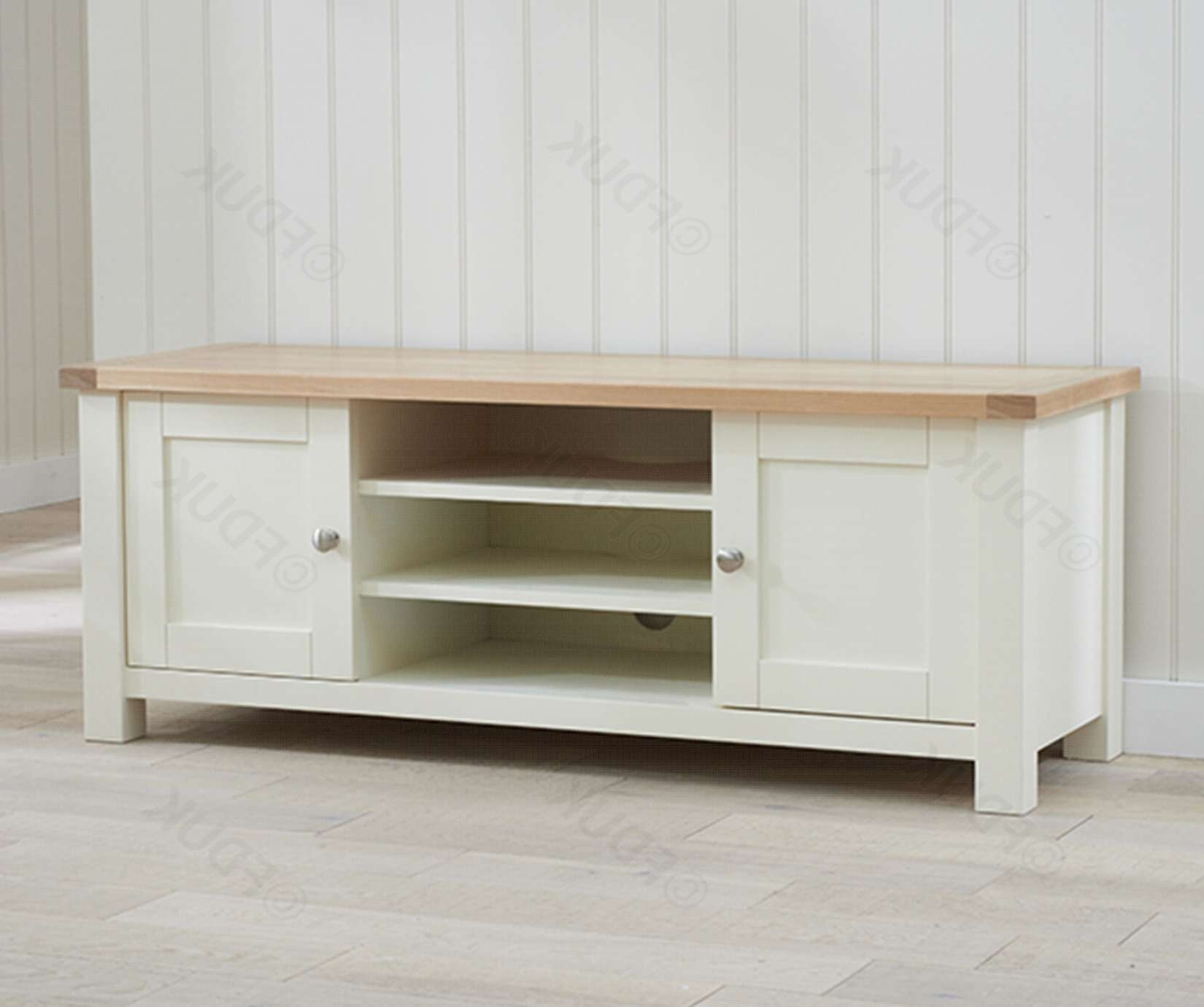 Mark Harris Sandringham | Sandringham Tv Cabinet With Cream Tv Cabinets (View 8 of 20)