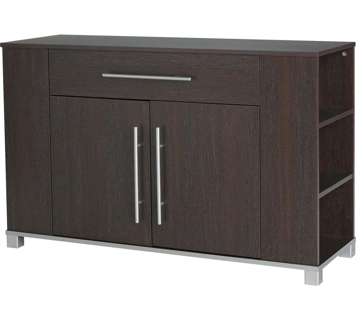 Marlow Wenge Furniture Sideboard Coffee Table Tv Stand Media Intended For Sideboard Tv Stands (View 6 of 20)