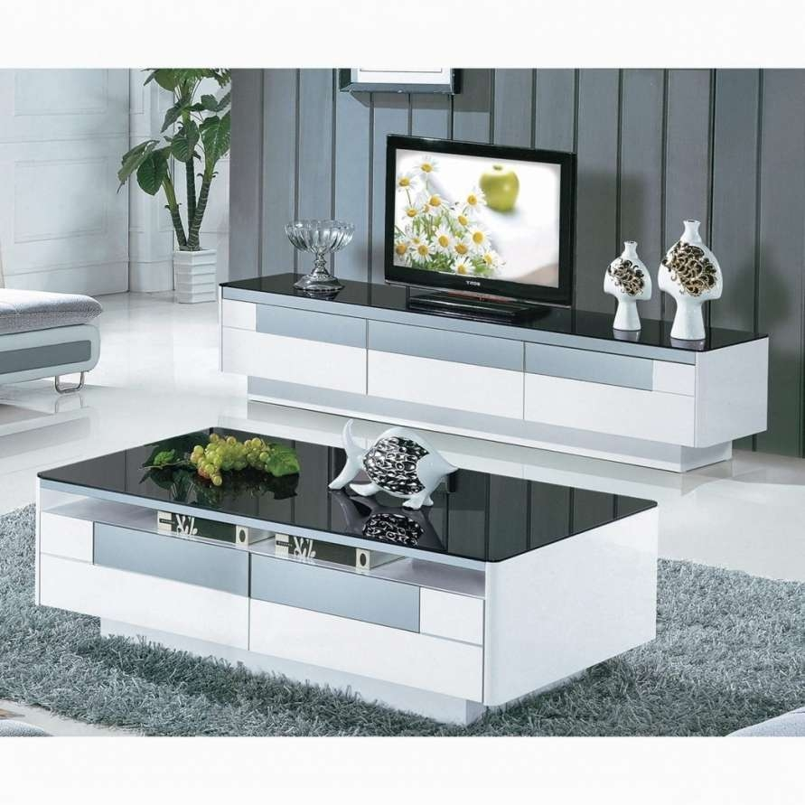 Matching White Coffee Table And Tv Stand | Coffee Tables With Coffee Tables And Tv Stands Matching (View 11 of 15)