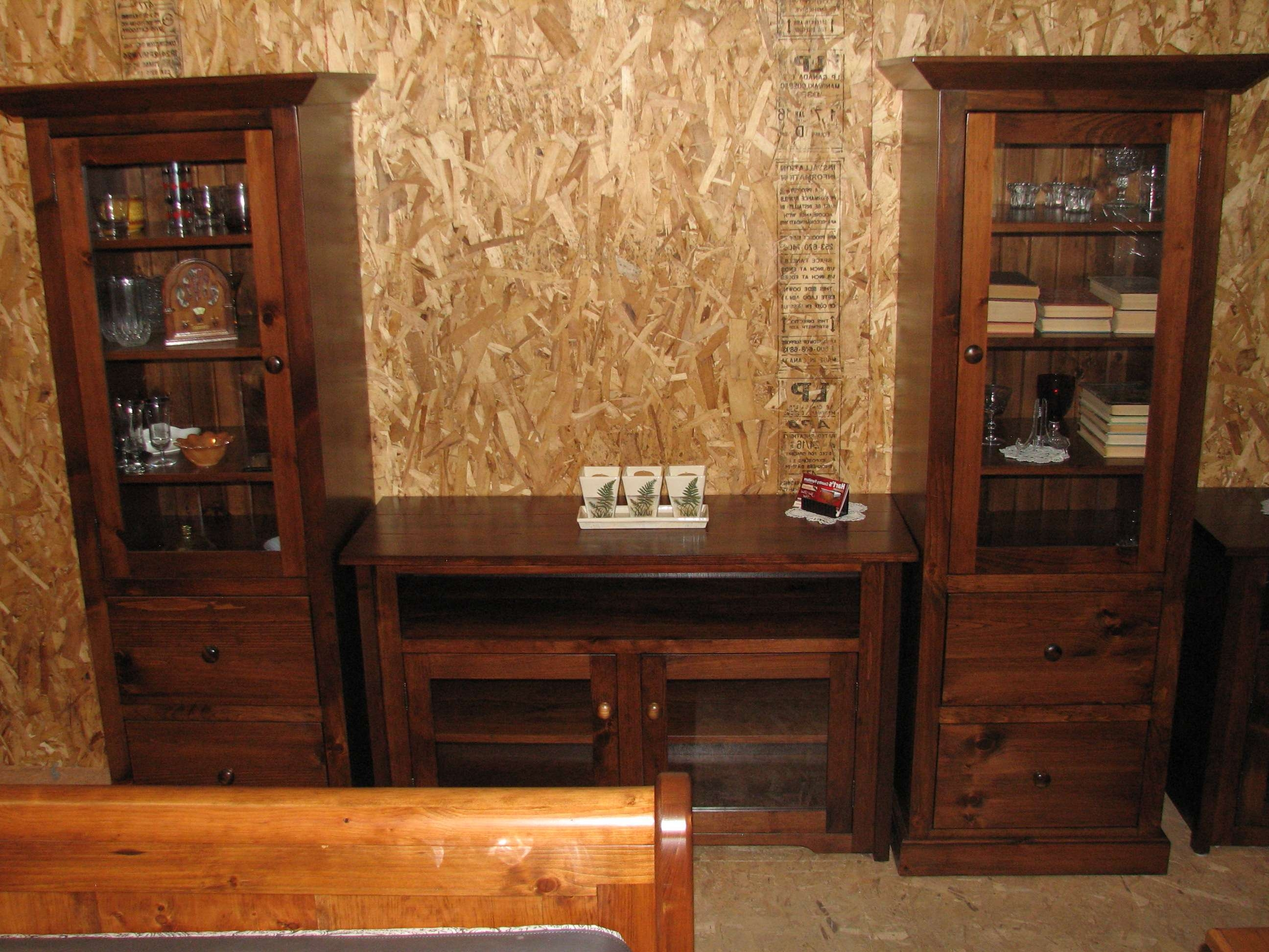 Mennonite Entertainment Centers, Shaker Style Tv Stands, Solid In Country Style Tv Cabinets (View 11 of 20)