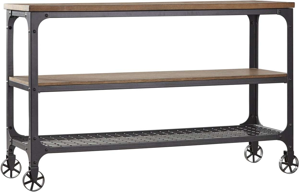 """Mercury Row Corvus 48"""" Tv Stand & Reviews 