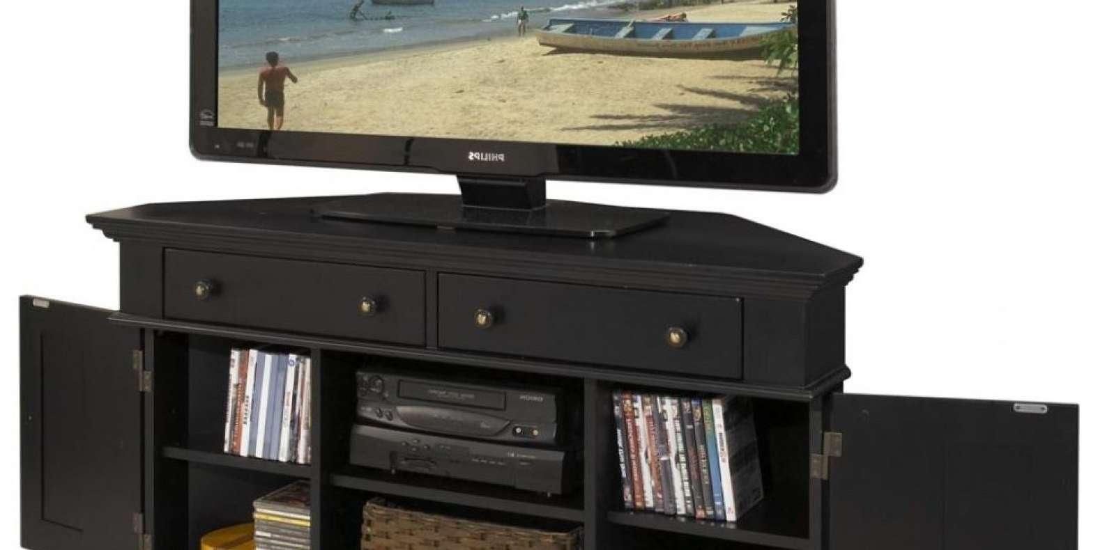 Mesmerize Slimline Tv Stand On Wheels Tags : Slimline Tv Stands Regarding Corner Tv Stands 46 Inch Flat Screen (View 11 of 15)