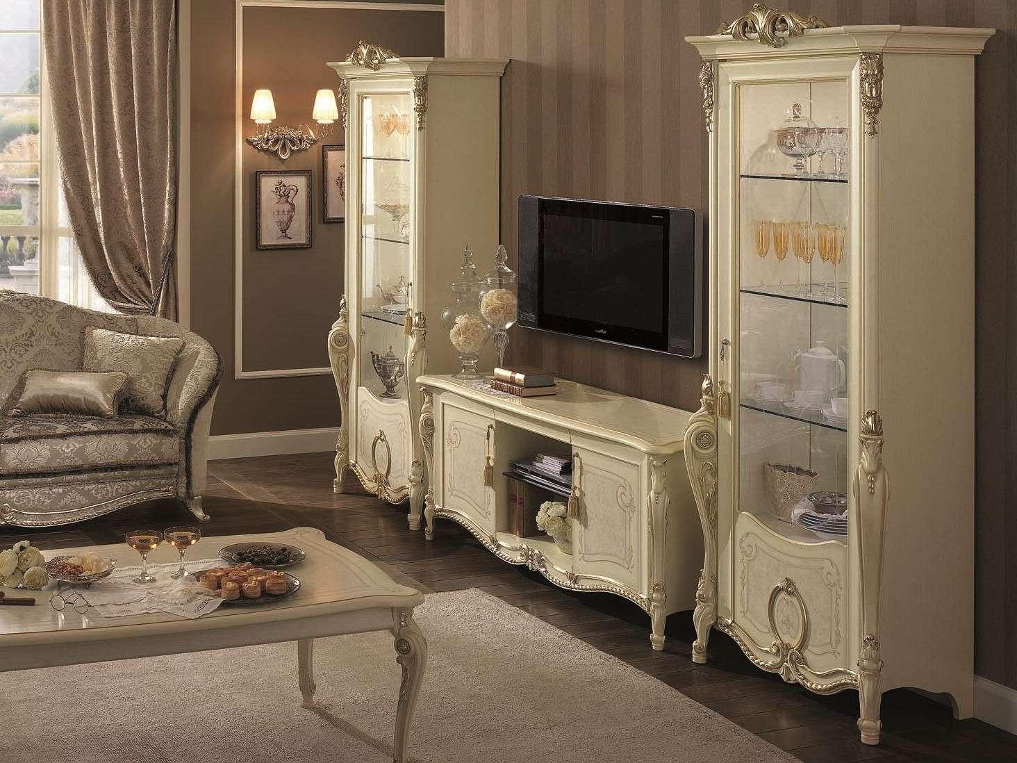 Mirò | Tv Cabinetarredoclassic Regarding Classic Tv Cabinets (View 4 of 20)