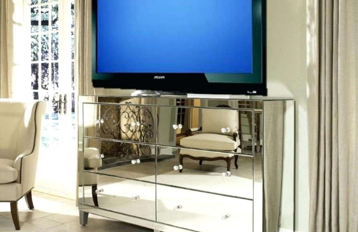 Mirror : Mirrored Tv Cabinet Living Room Furniture 41 Stunning Intended For Mirrored Tv Cabinets Furniture (View 5 of 20)