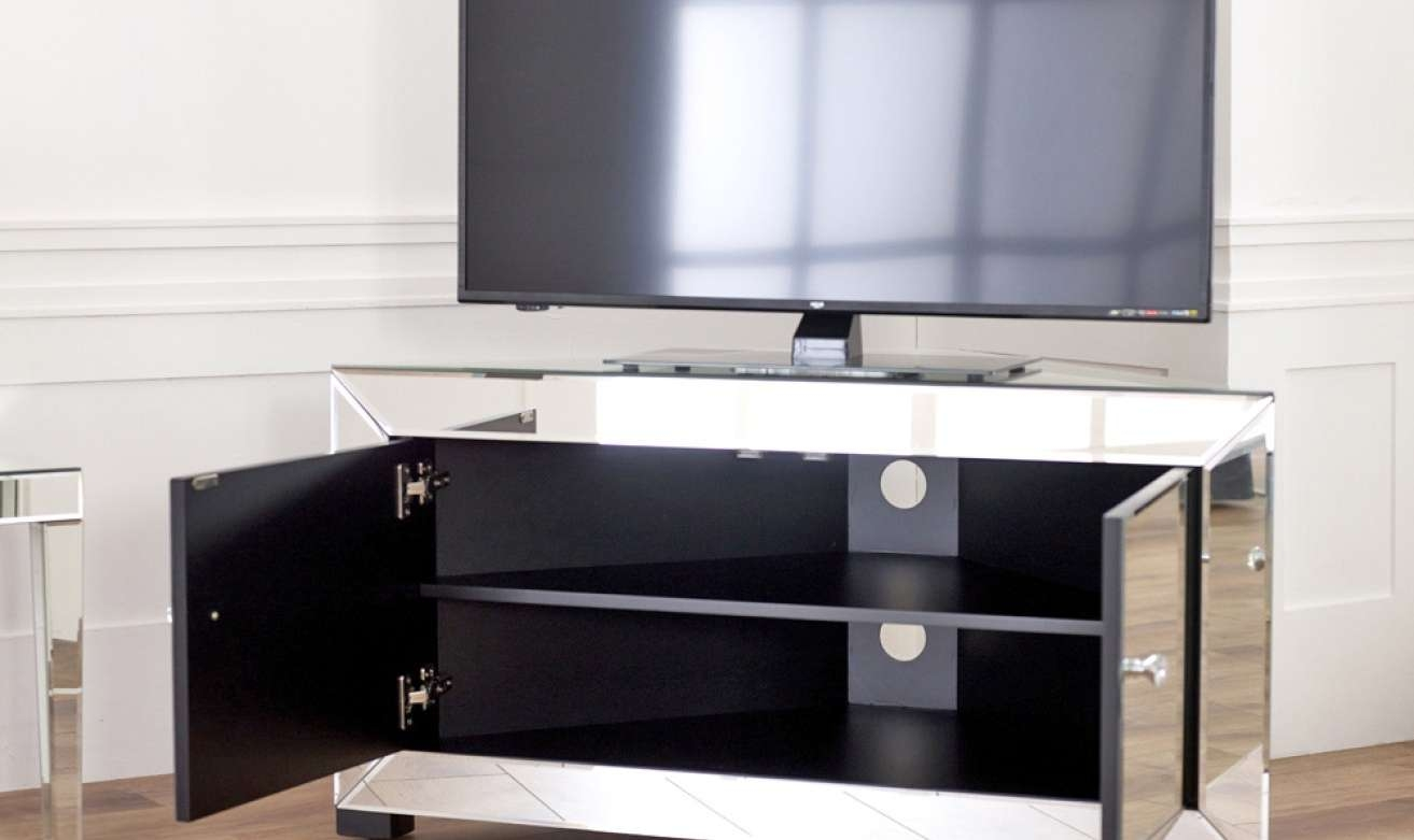 Mirror : Mirrored Tv Cabinet Living Room Furniture Beautiful For Mirror Tv Cabinets (View 12 of 20)