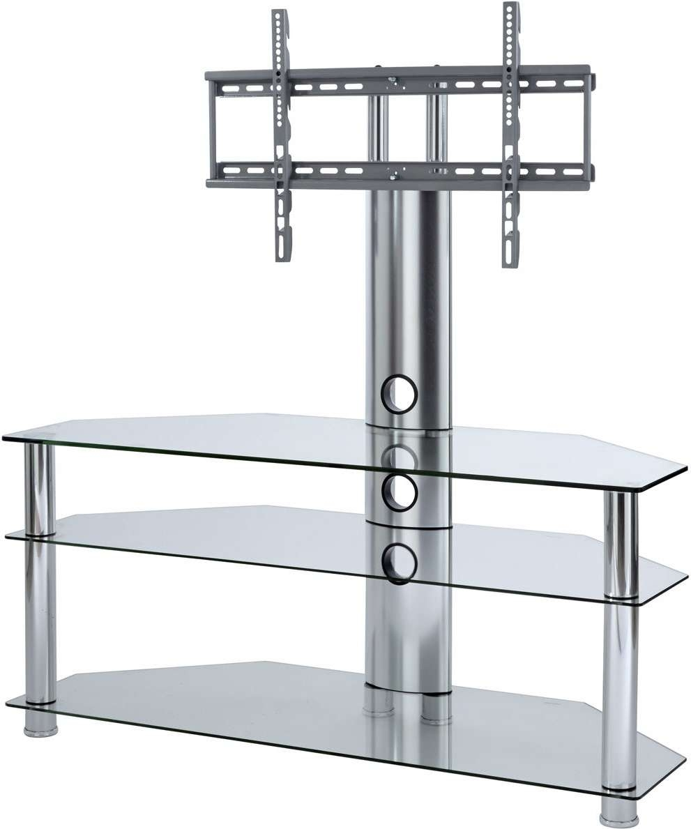 Mmt Mmt Scc 61 Tv Stands Intended For Cantilever Glass Tv Stands (View 12 of 20)