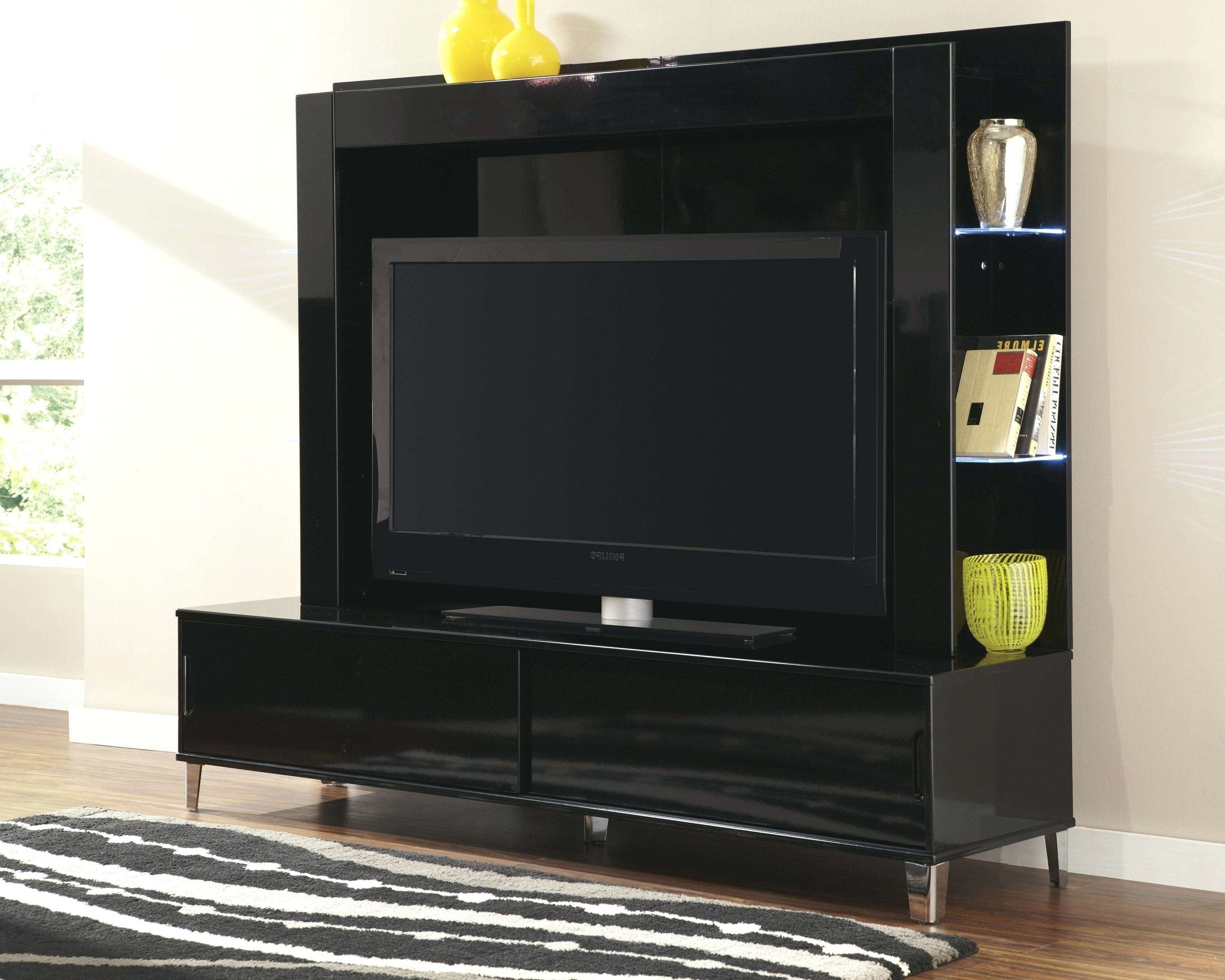 Modern Corner Tv Stands Flide Co Furnitures Stand With Back Panel Throughout Modern Corner Tv Stands (View 13 of 20)
