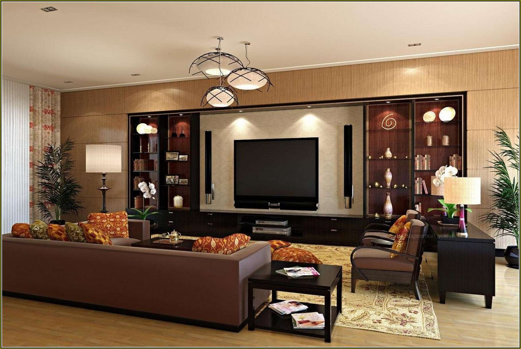 Modern Tv Cabinets For Flat Screens | Home Design Ideas For Contemporary Tv Cabinets For Flat Screens (View 16 of 20)