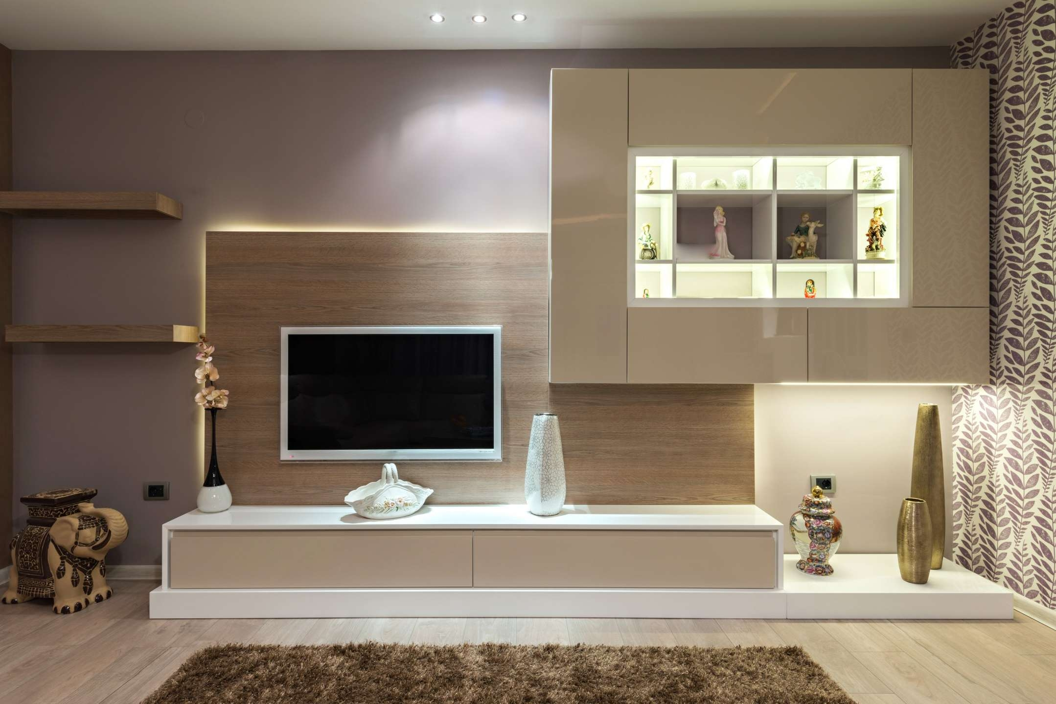 Modern Tv Stands | Nei8Ht Designs For Ultra Modern Tv Stands (View 8 of 15)
