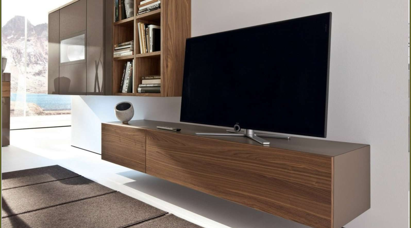 Modern White Corner Tv Stand With Baskets Tags : Tv Stands With With Regard To Tv Stands With Baskets (View 7 of 15)