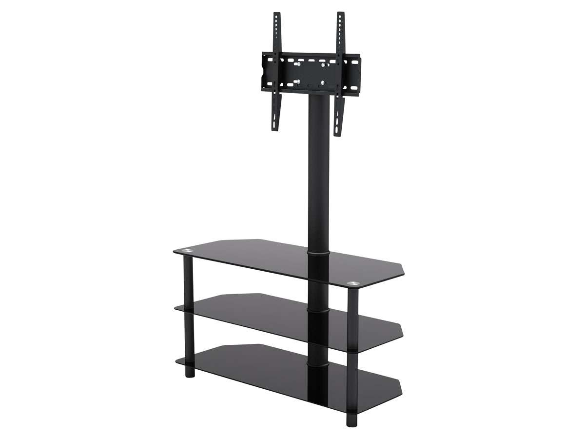 Monoprice 10905 Tv Stand With Vertical Riser Mount 37 40 46 47 In Elevated Tv Stands (View 6 of 15)