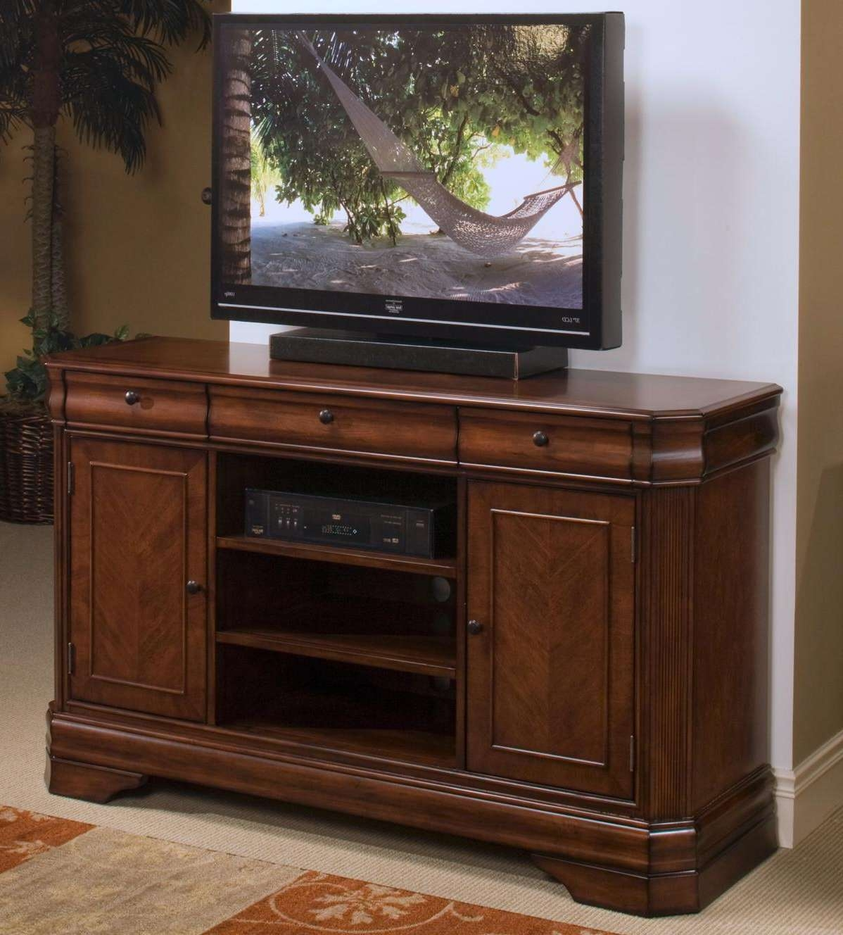 New Classic Sheridan Tv Entertainment Console – Boulevard Home Throughout Classic Tv Stands (View 14 of 20)