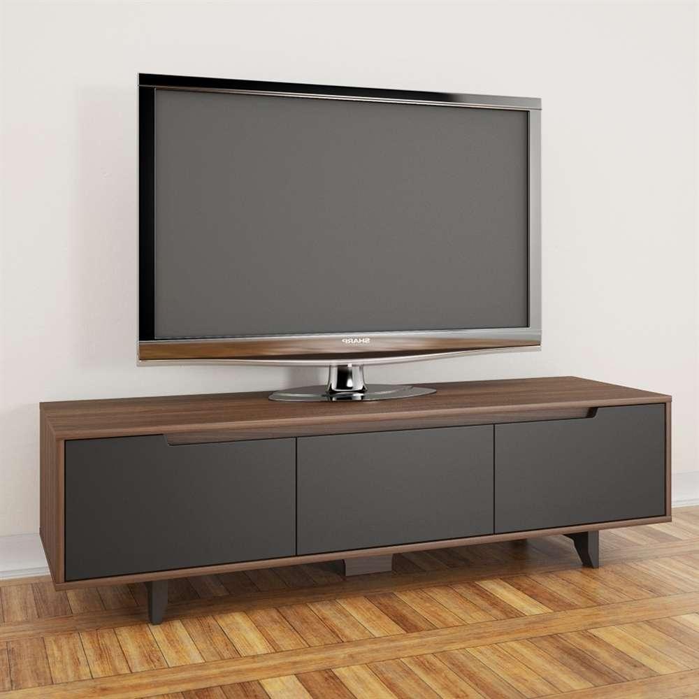Nexera 107042 Alibi 60 Inch Tv Stand | Lowe's Canada For Nexera Tv Stands (View 14 of 15)