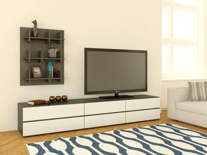 Nexera Allure Tv Stand With Drop Down Door | Walmart Canada Within Nexera Tv Stands (View 9 of 15)