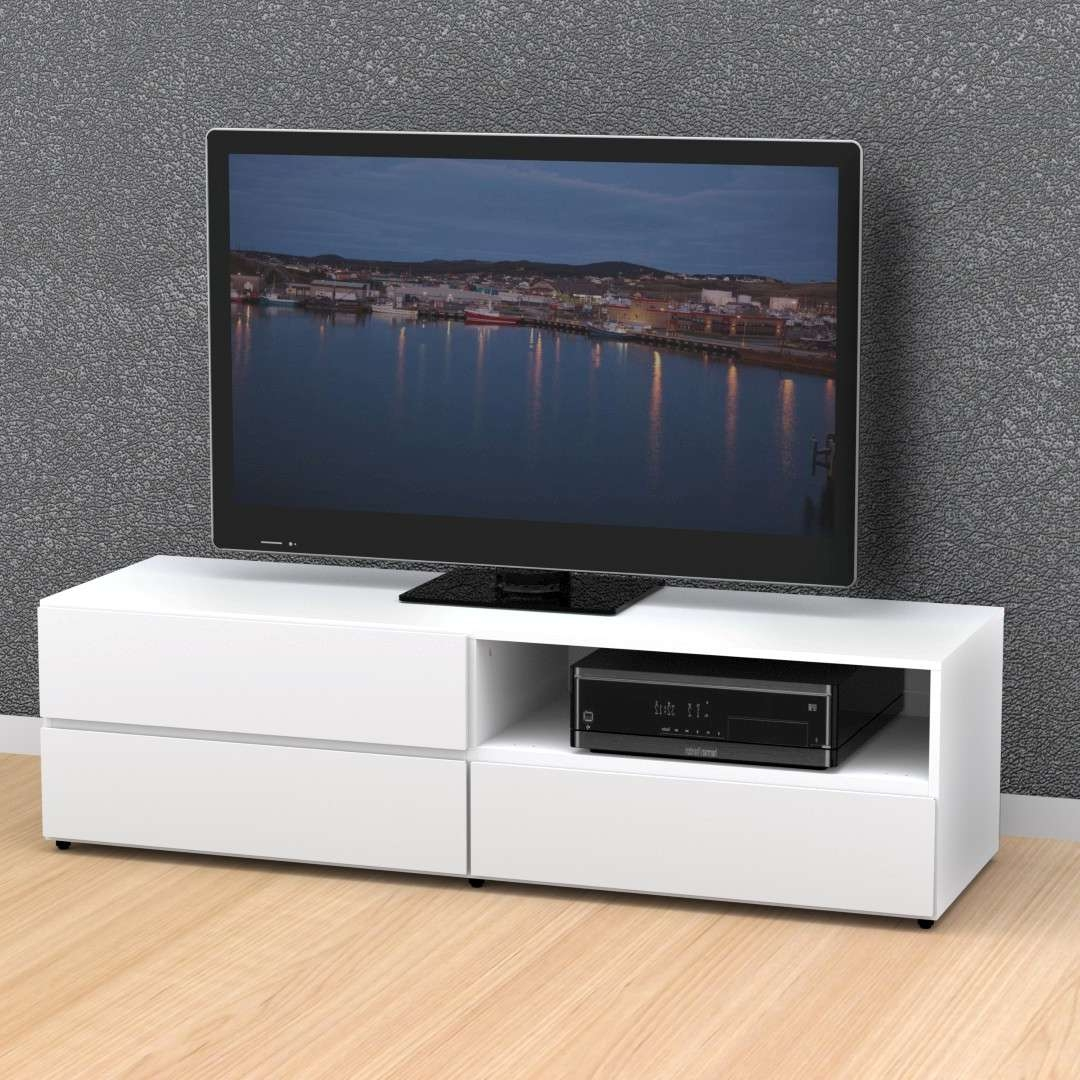 Nexera Blvd 60 In Tv Stand N 223103 Within Stylish Tv Stands (View 8 of 15)
