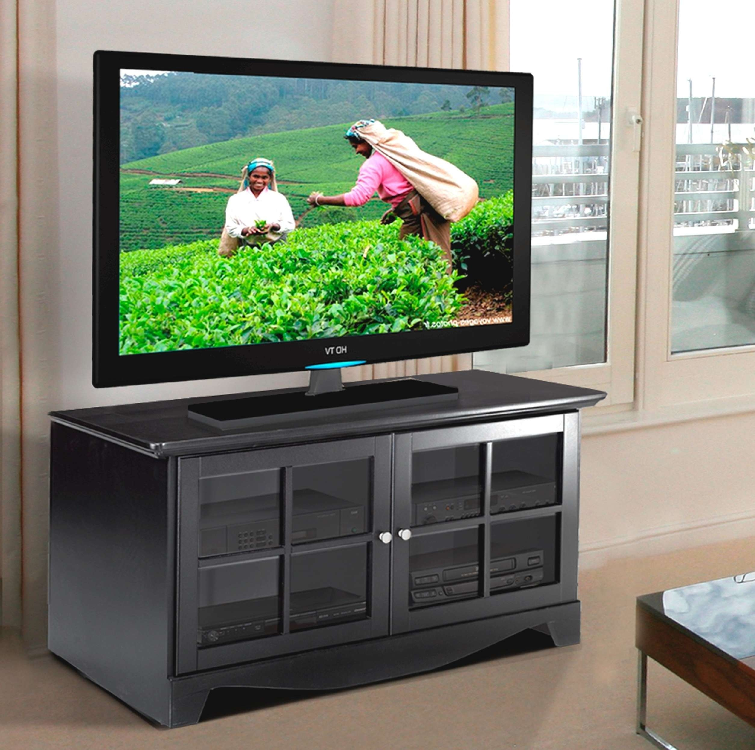 Nexera Pinnacle 49 Inch Tv Stand N 10040 Intended For Nexera Tv Stands (View 14 of 15)