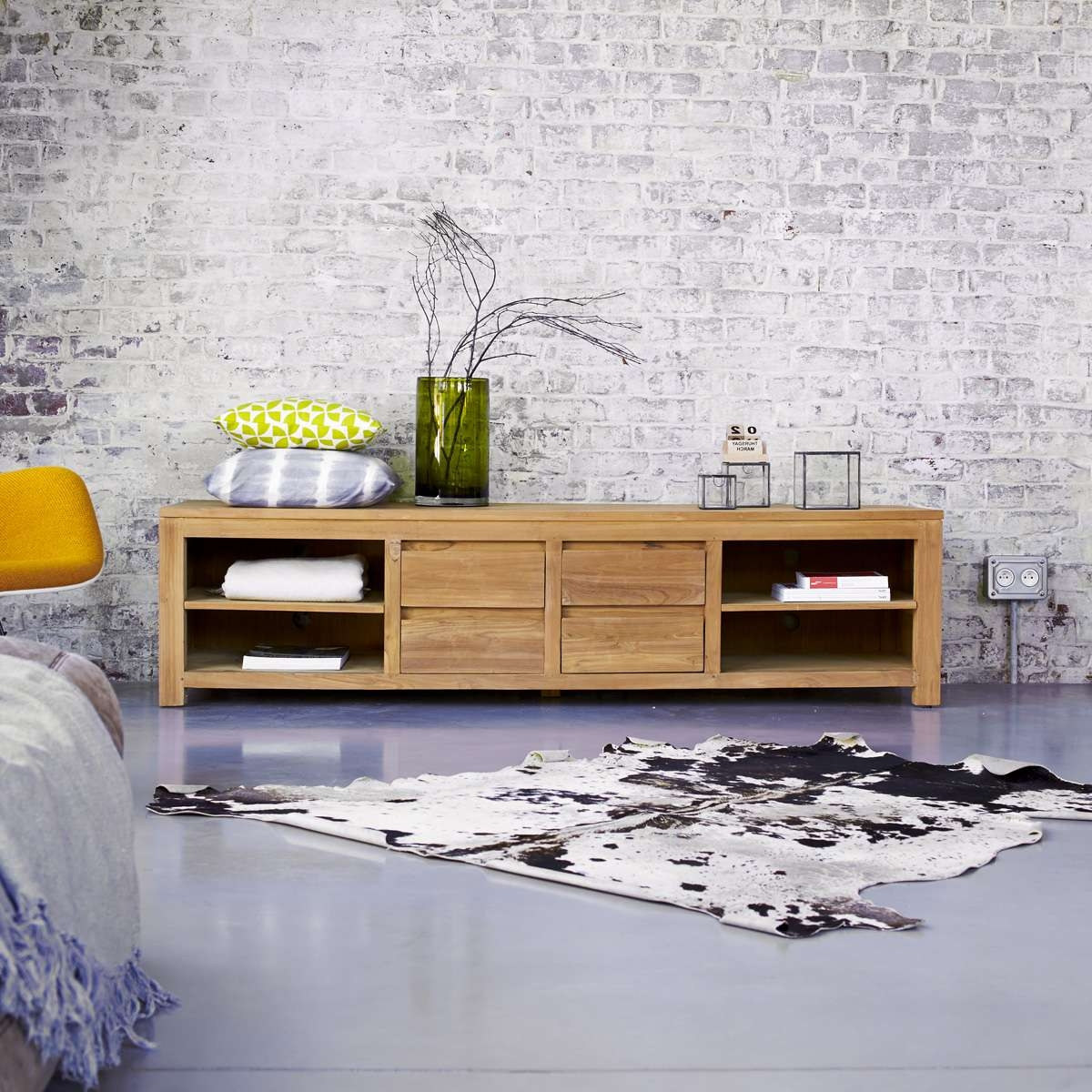 Gallery Of Sideboard Tv Stands View 9 Of 20 Photos  # Meuble Tv Nesx