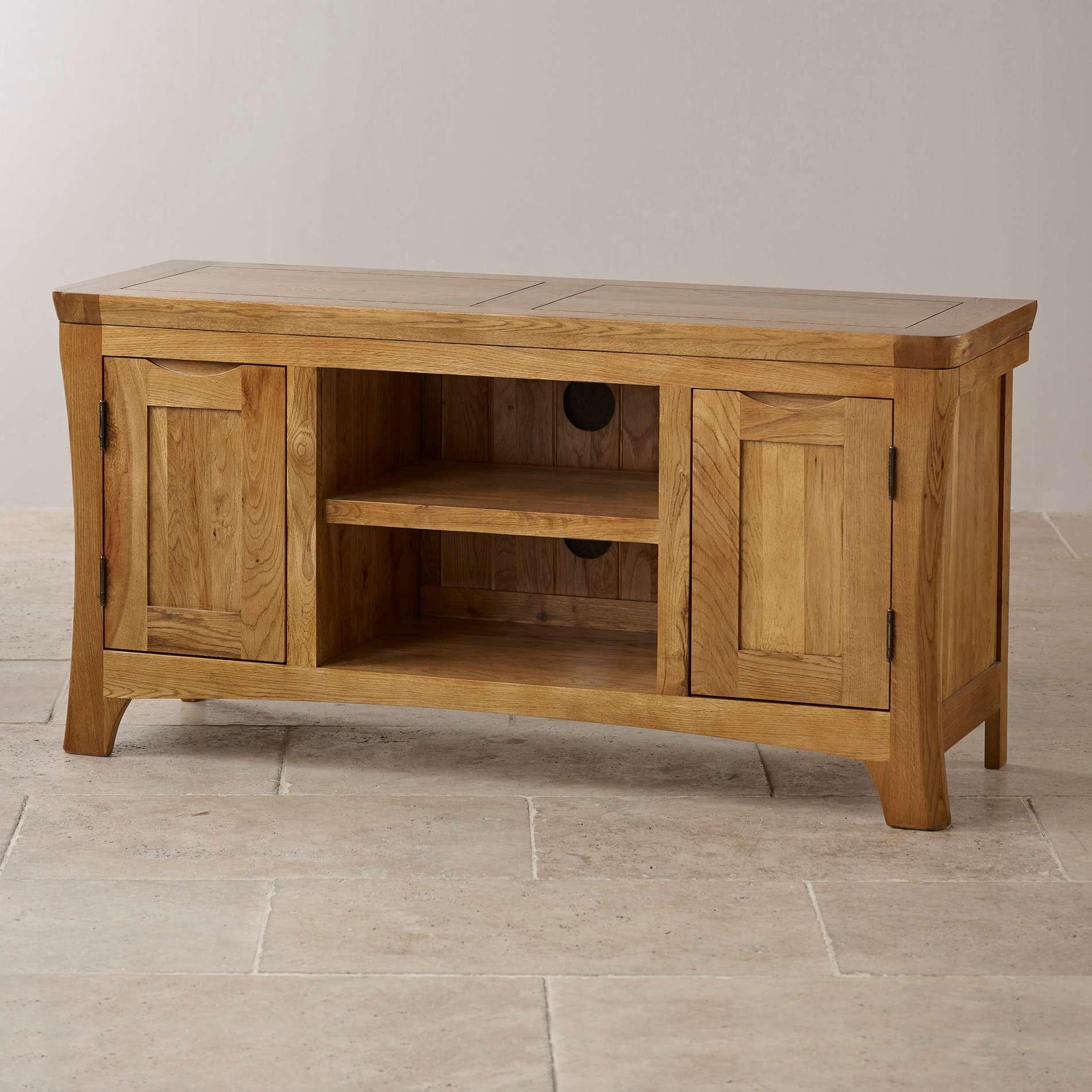 Oak Furniture Tv Cabinet (View 5 of 15)