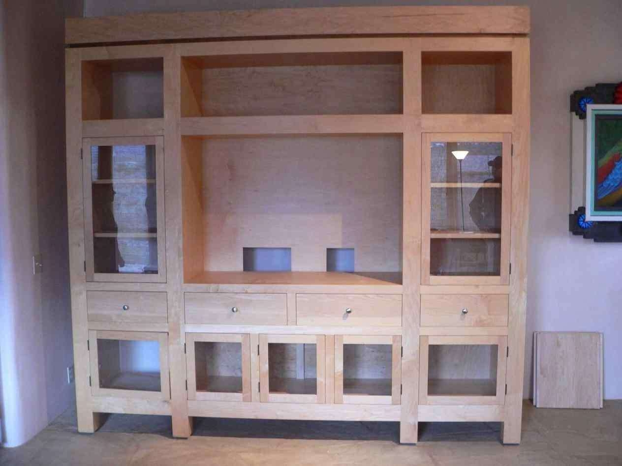 Oak Tv Cabinet With Glass Doors | Kapan.date For Glass Tv Cabinets With Doors (Gallery 20 of 20)