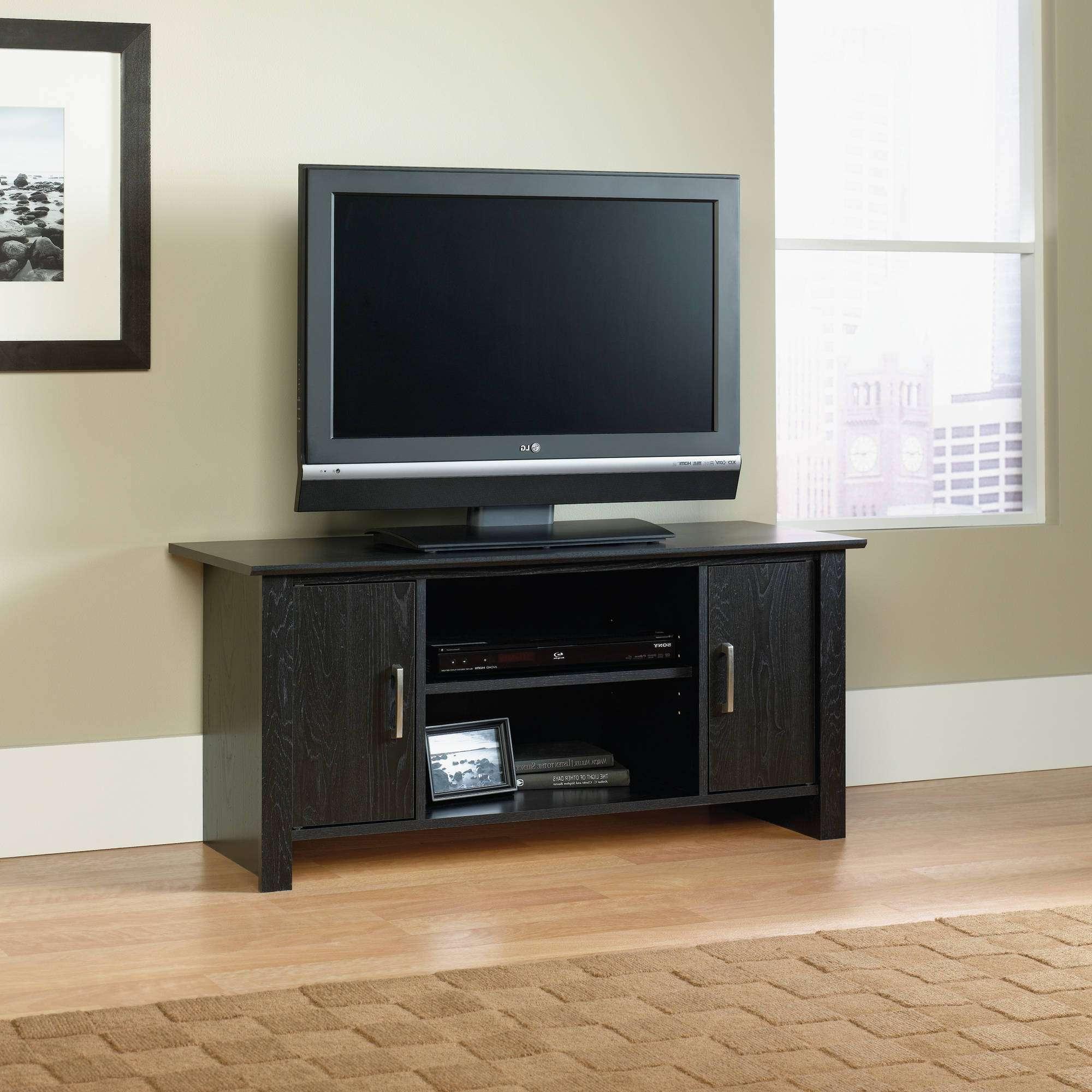 Oak Tv Stands For Flat Screen Inside Oak Tv Cabinets For Flat Screens (Gallery 7 of 20)