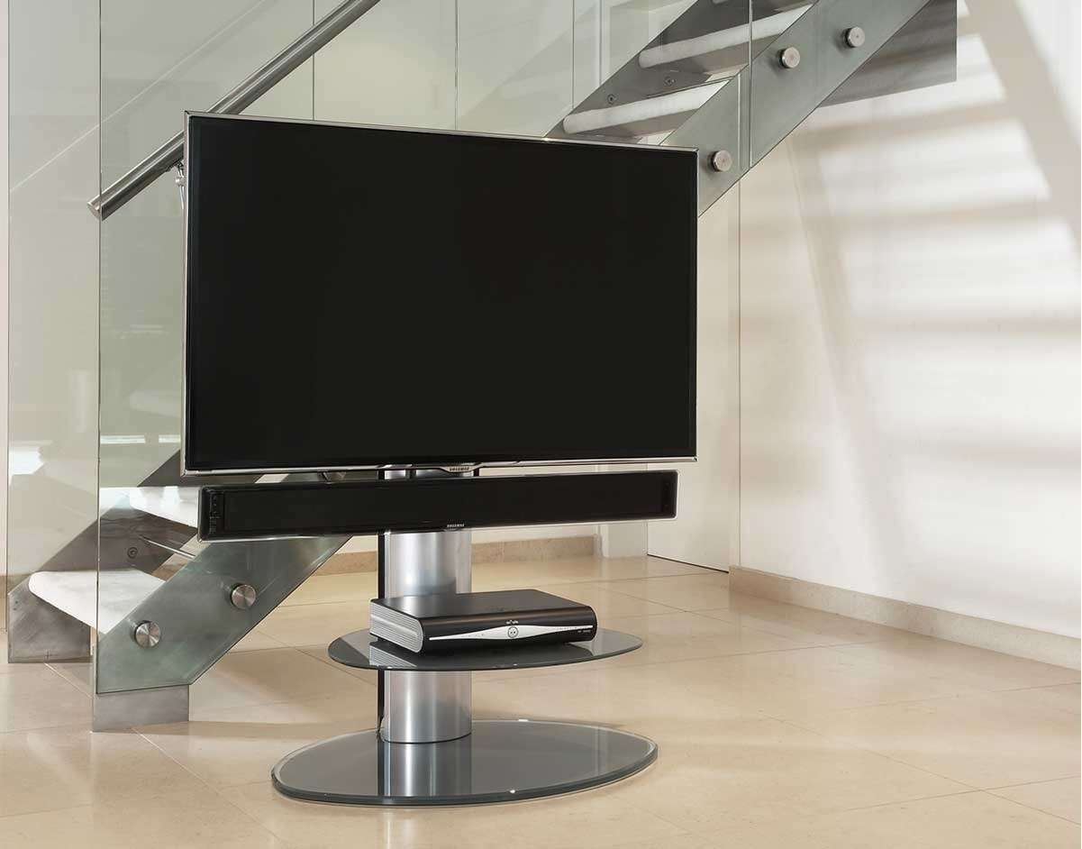 Off The Wall Mtn Sil_ Tv Stands Regarding Silver Tv Stands (Gallery 15 of 15)