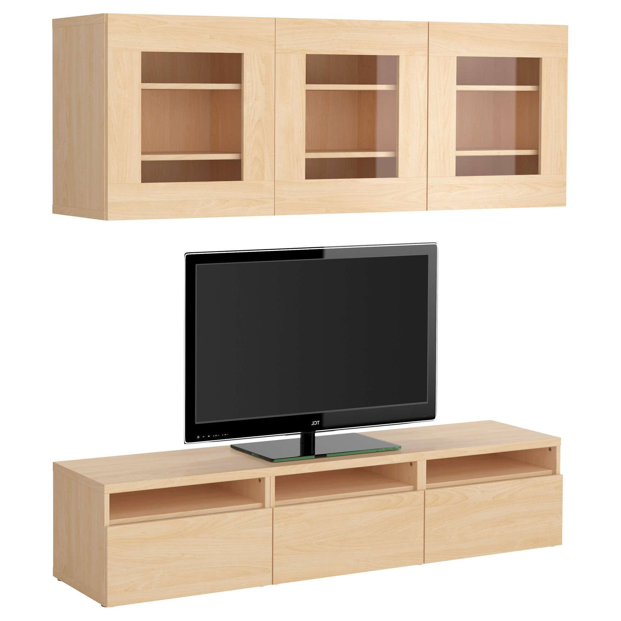 Online Room Planner Ikea With Minimalist Tv Stands Or Tv Cabinets With Birch Tv Stands (Gallery 7 of 15)