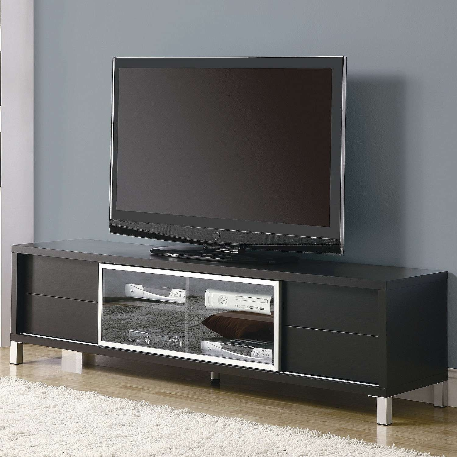 Picture 37 Of 39 – Luxury Tv Stands Lovely Simple Black Led Tv Regarding Unusual Tv Stands (View 5 of 15)